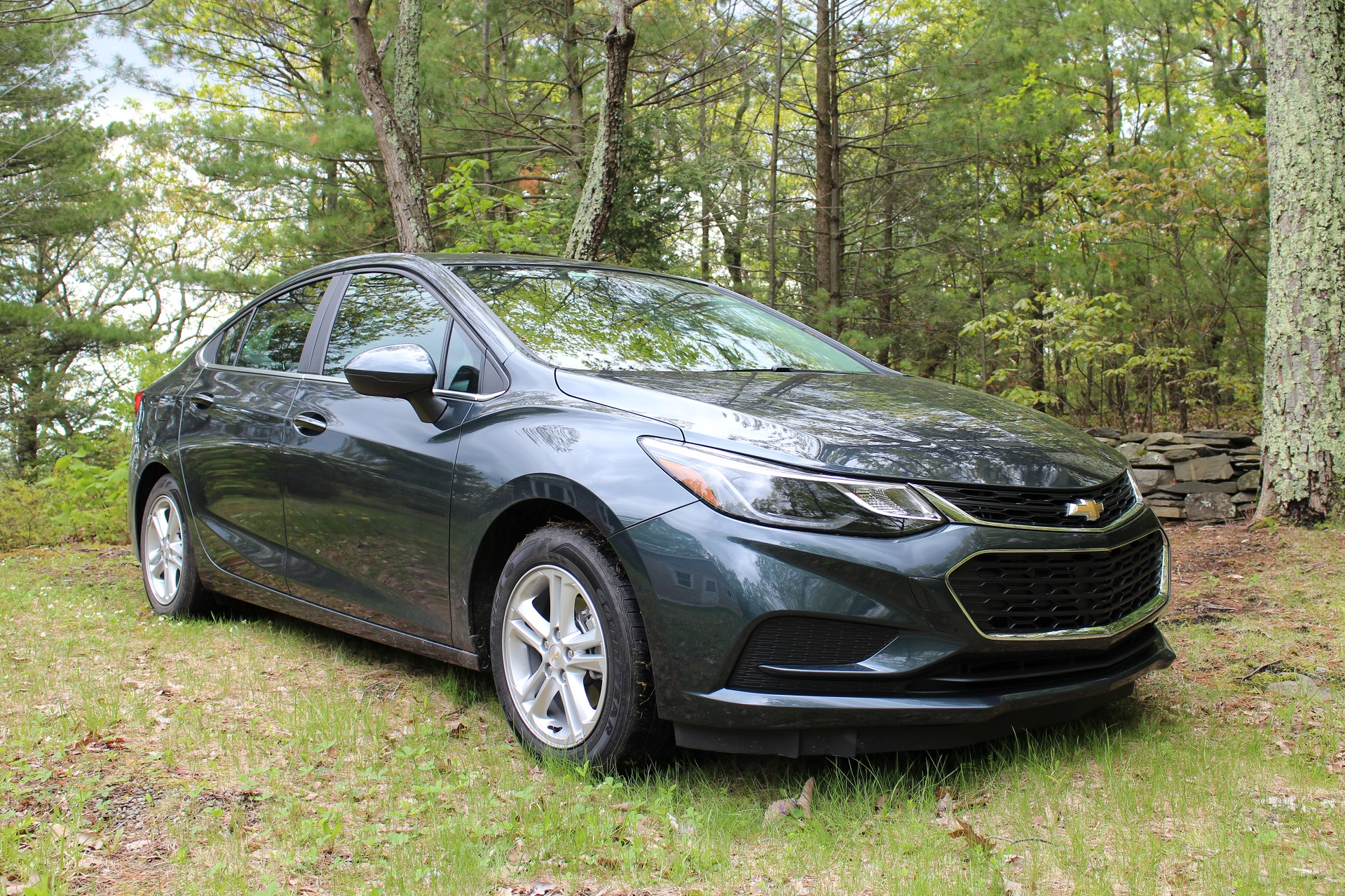 2017 Chevrolet Cruze Diesel Fuel Economy Review For Automatic 6 9 Engine Diagram Manual Versions