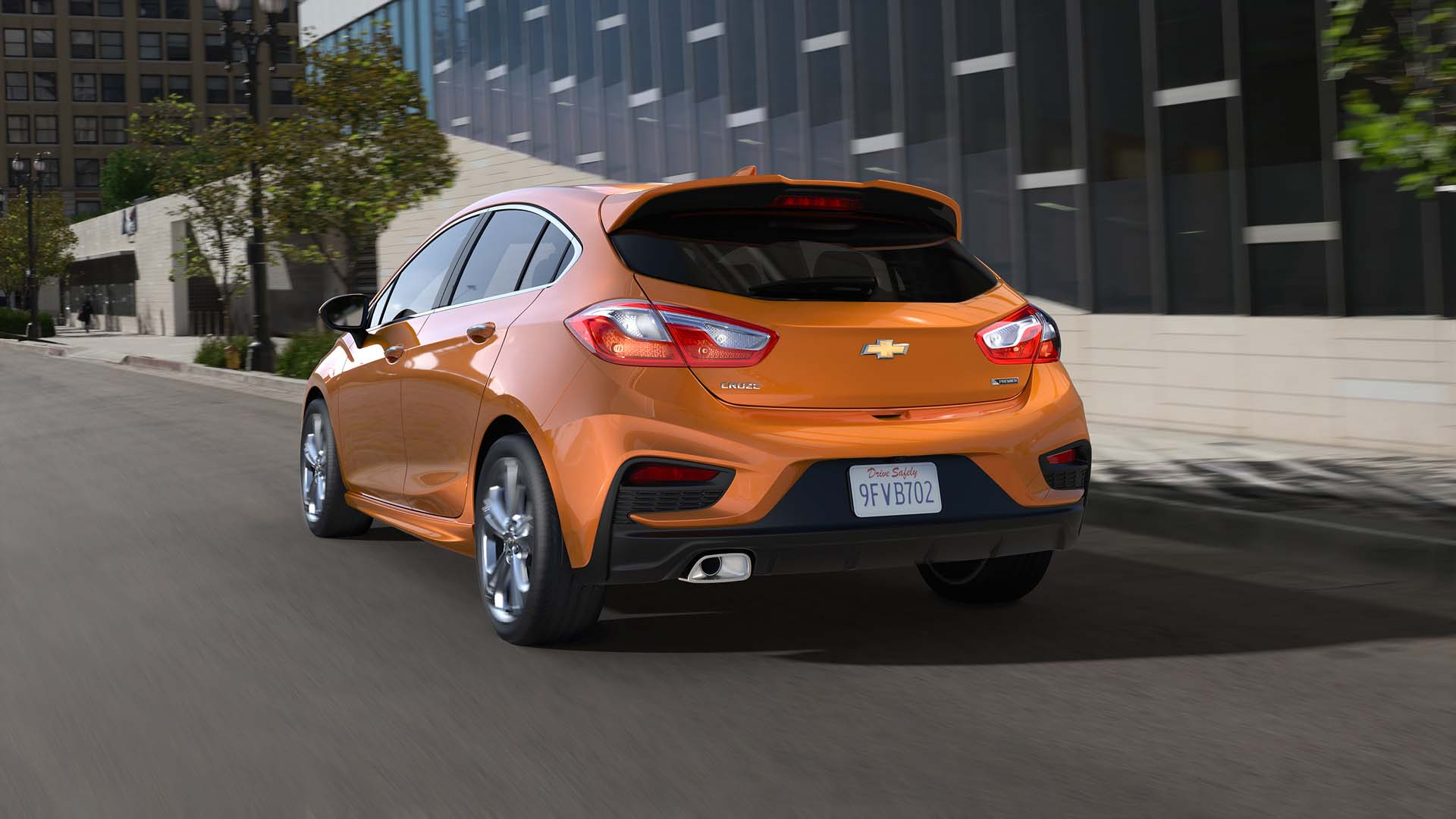 Chevy Cruze Hatch Driven Mini Goes Hybrid Tesla Prototype What S New The