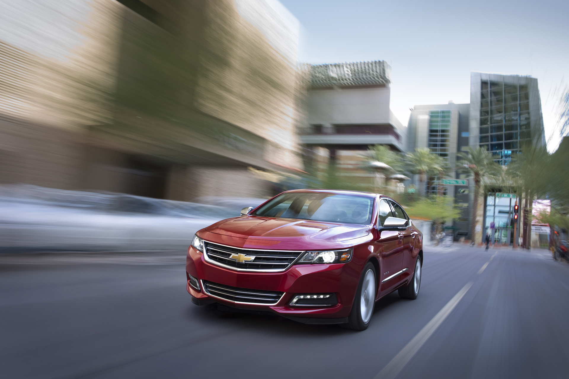 2017 Chevrolet Impala Prices And Expert