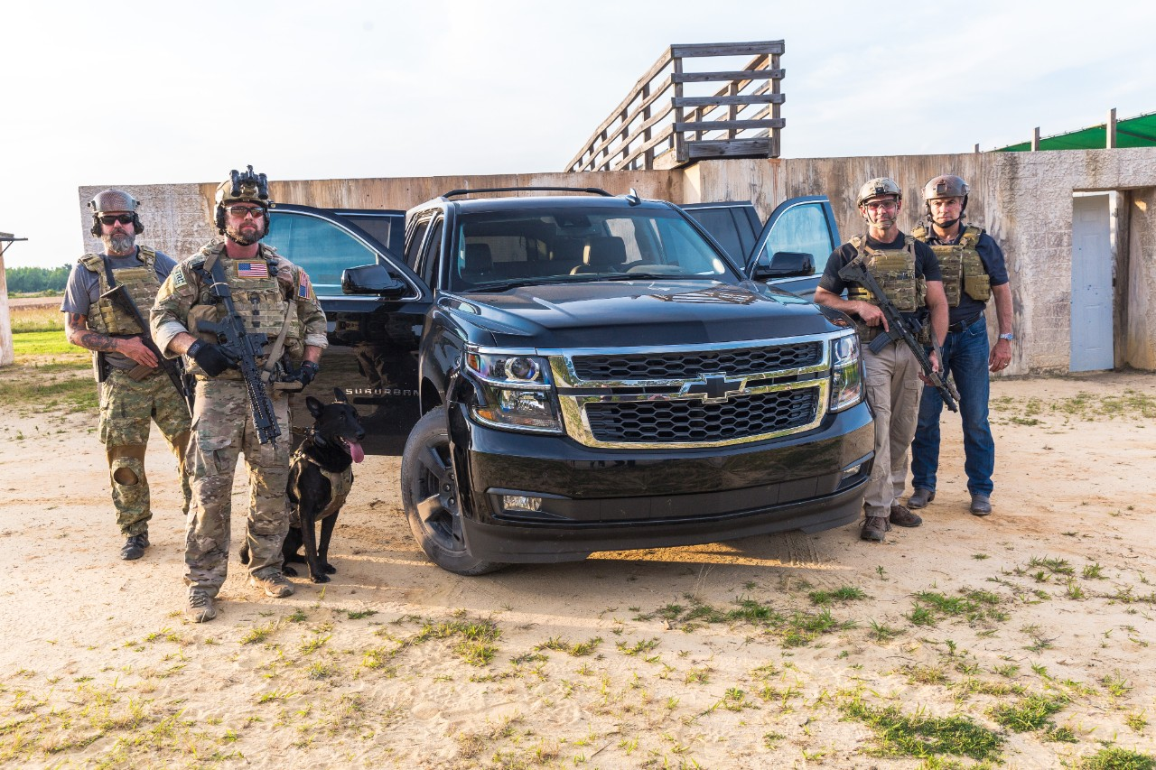 Tour de (special) force: How the Army and Chevy team up on ...