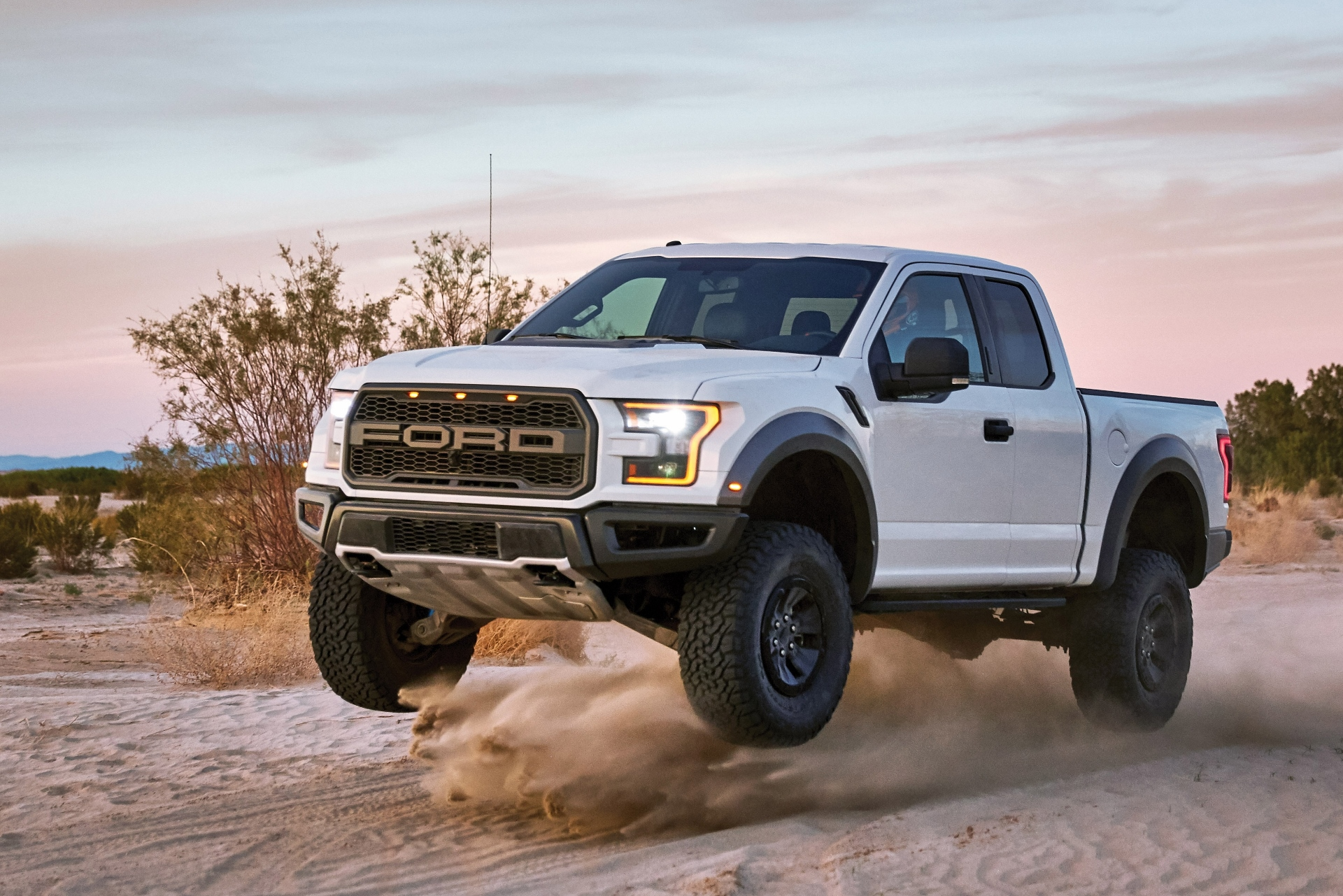 2017 ford f 150 raptor first drive review one of a kind. Black Bedroom Furniture Sets. Home Design Ideas