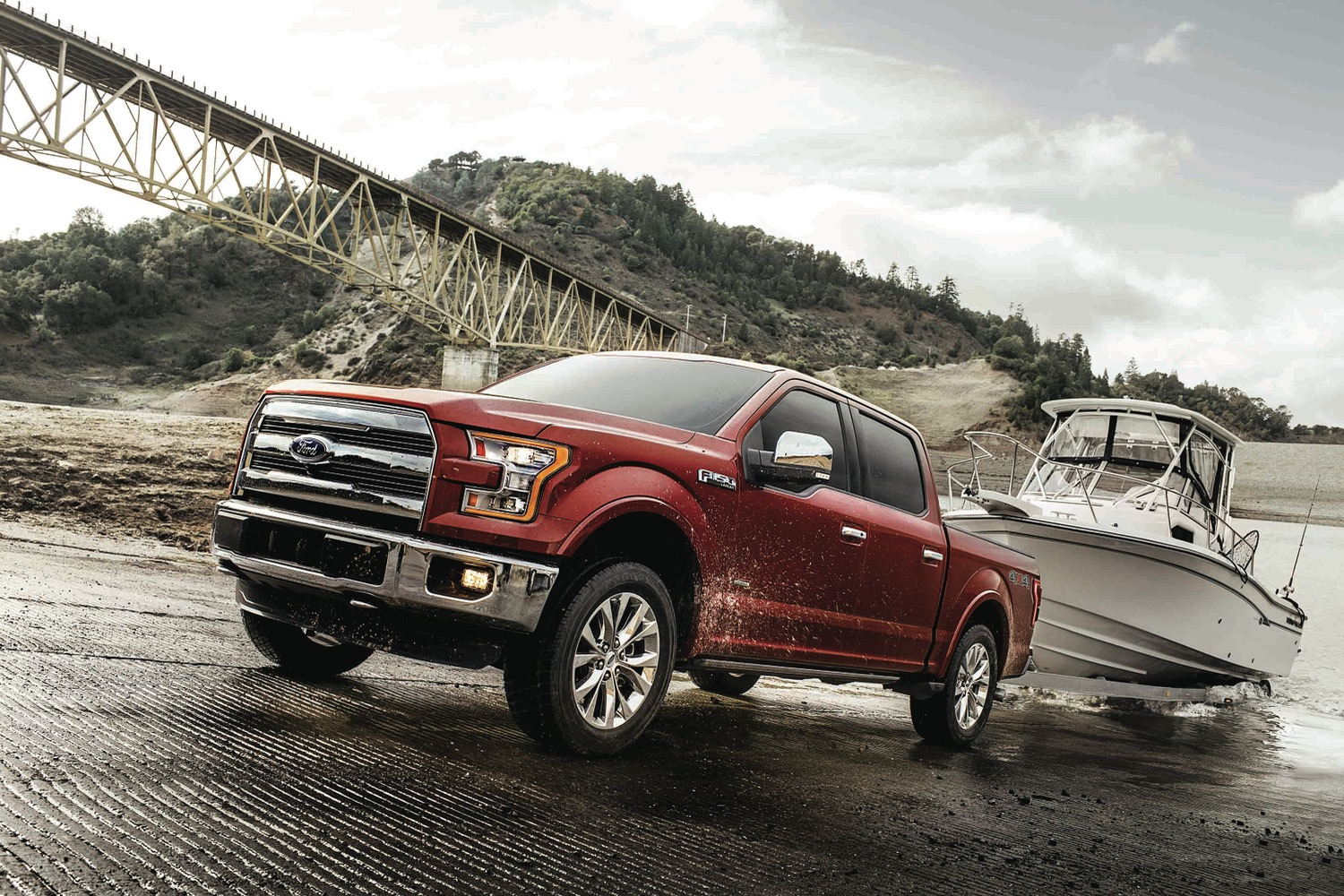 2017 ford f 150 with 10 speed automatic to arrive at dealers next month