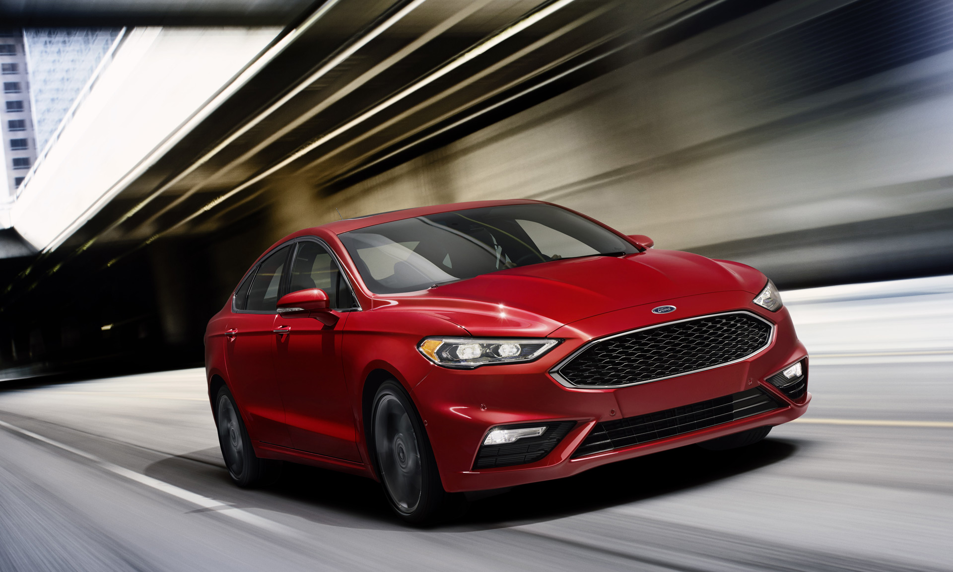 2017 Ford Fusion Hybrid Energi Tweaks For Drivability Improvements