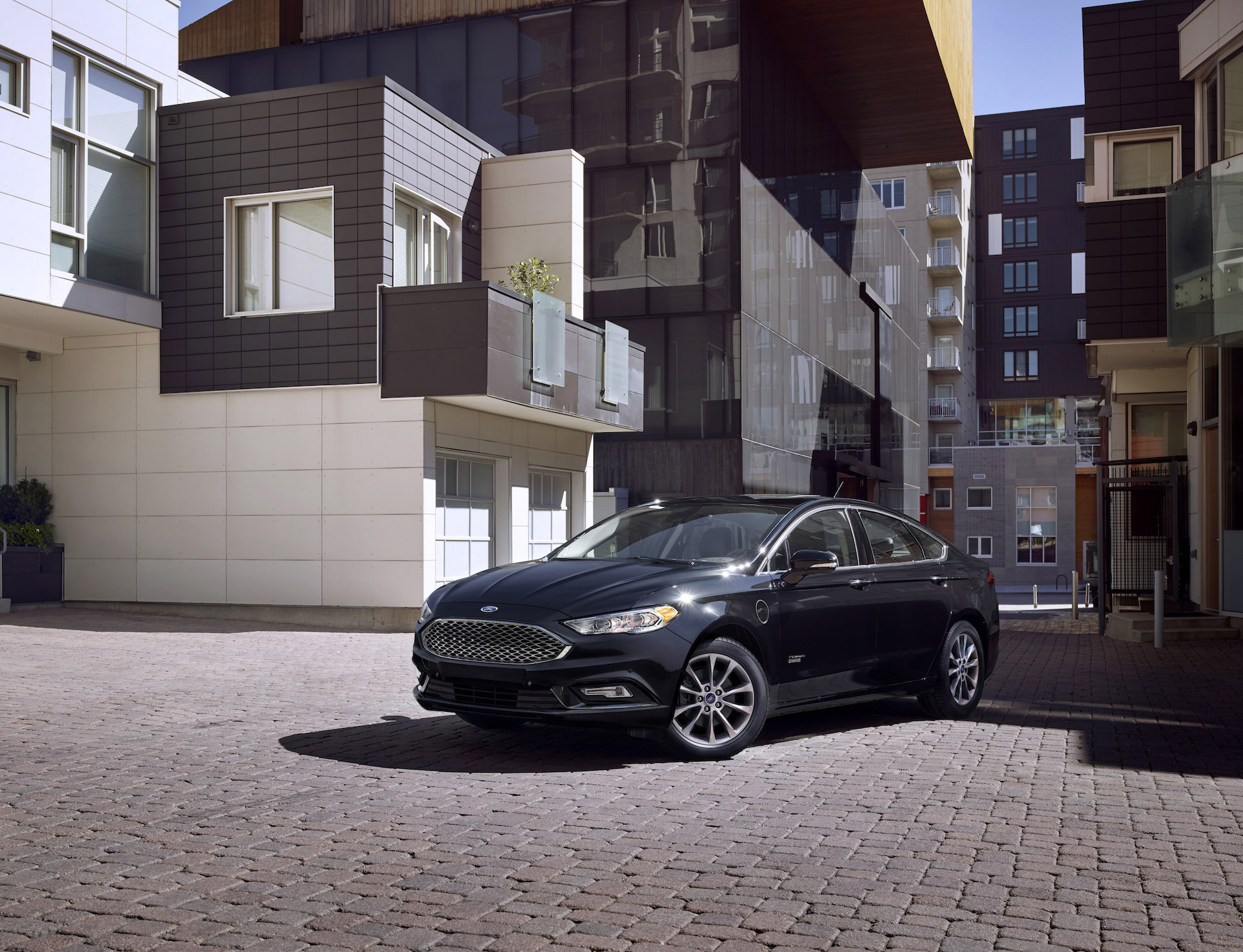 2017 Ford Fusion Hybrid And Energi How Engineers Increased Fuel Efficiency