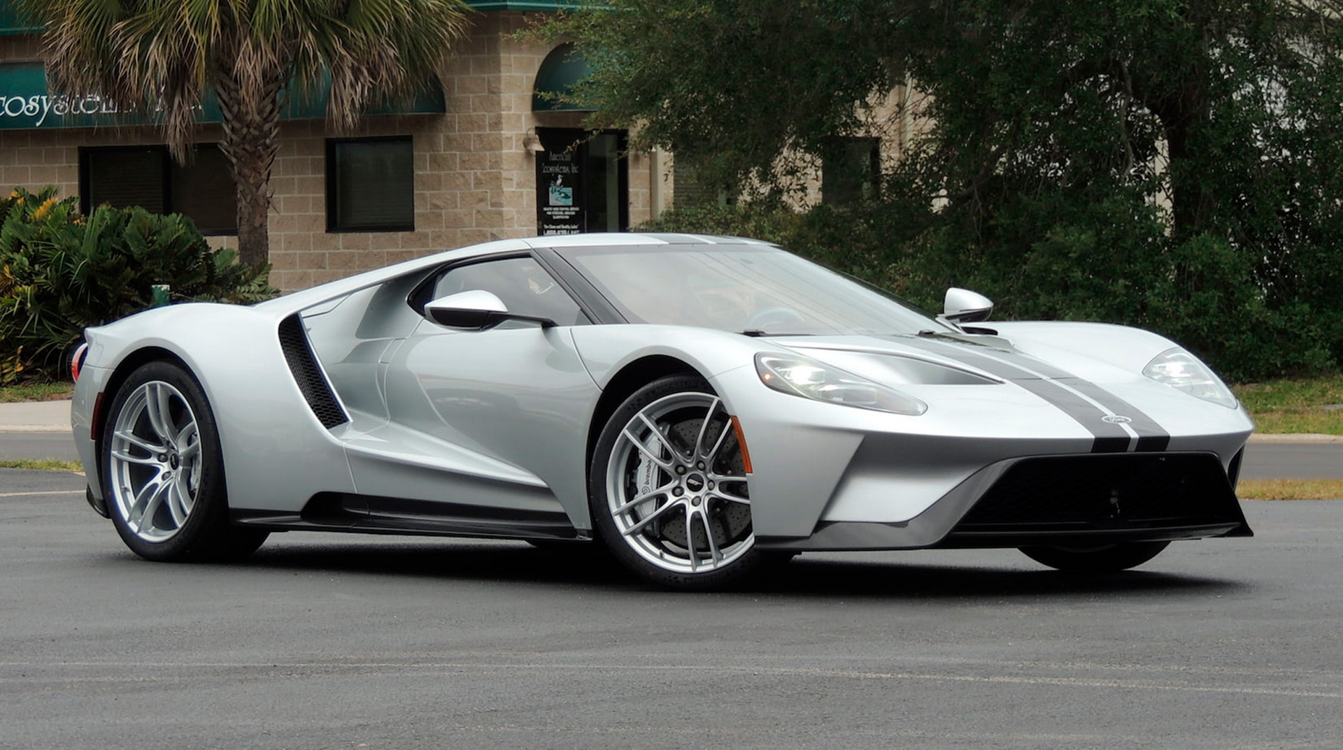 Ford Ford Auction >> Ford Missed Chance To Stop Sale Of Gt Sold For 1 8m At Auction