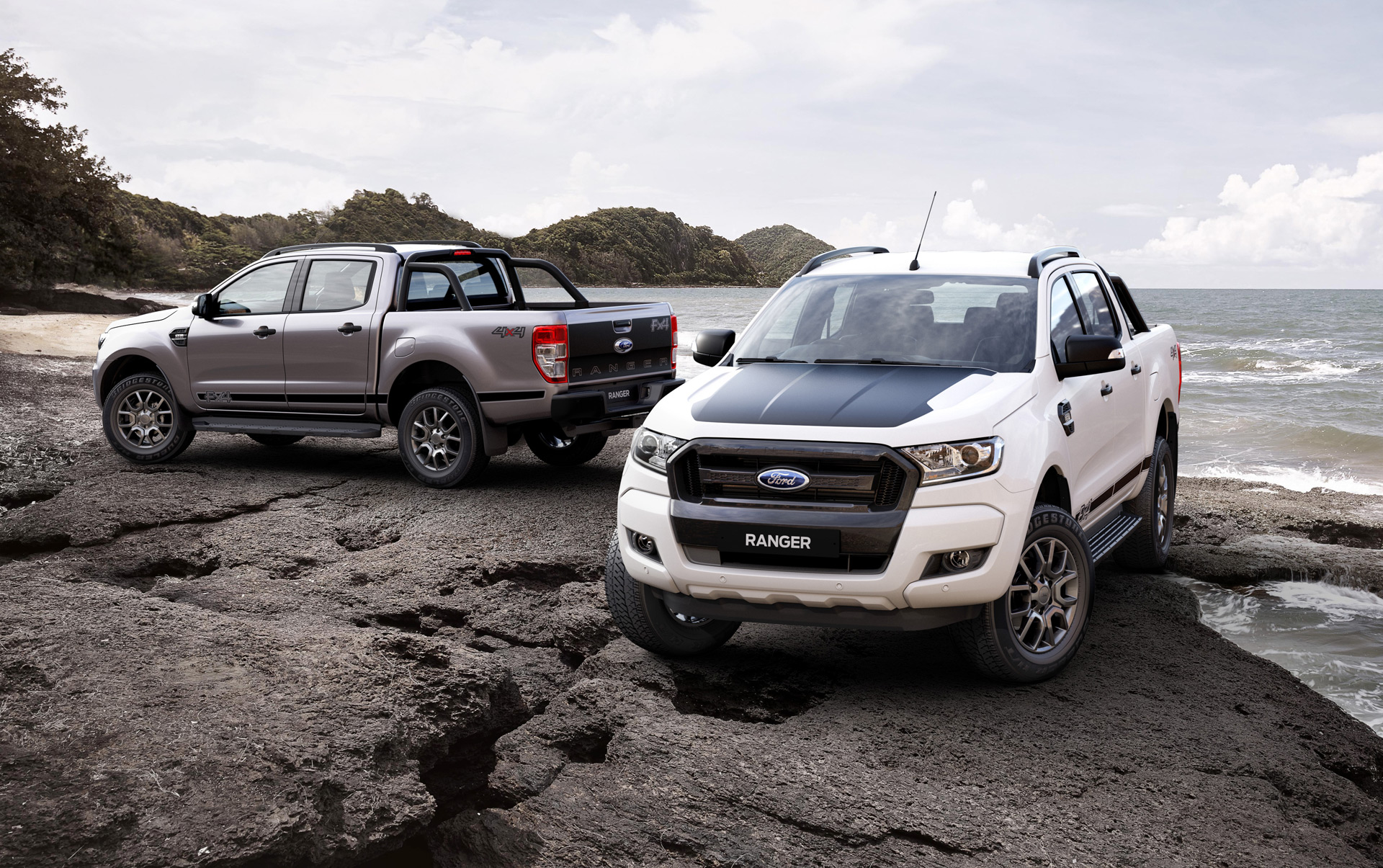 2017 Ford Ranger >> Ford Ranger Fx4 Returns In Australia