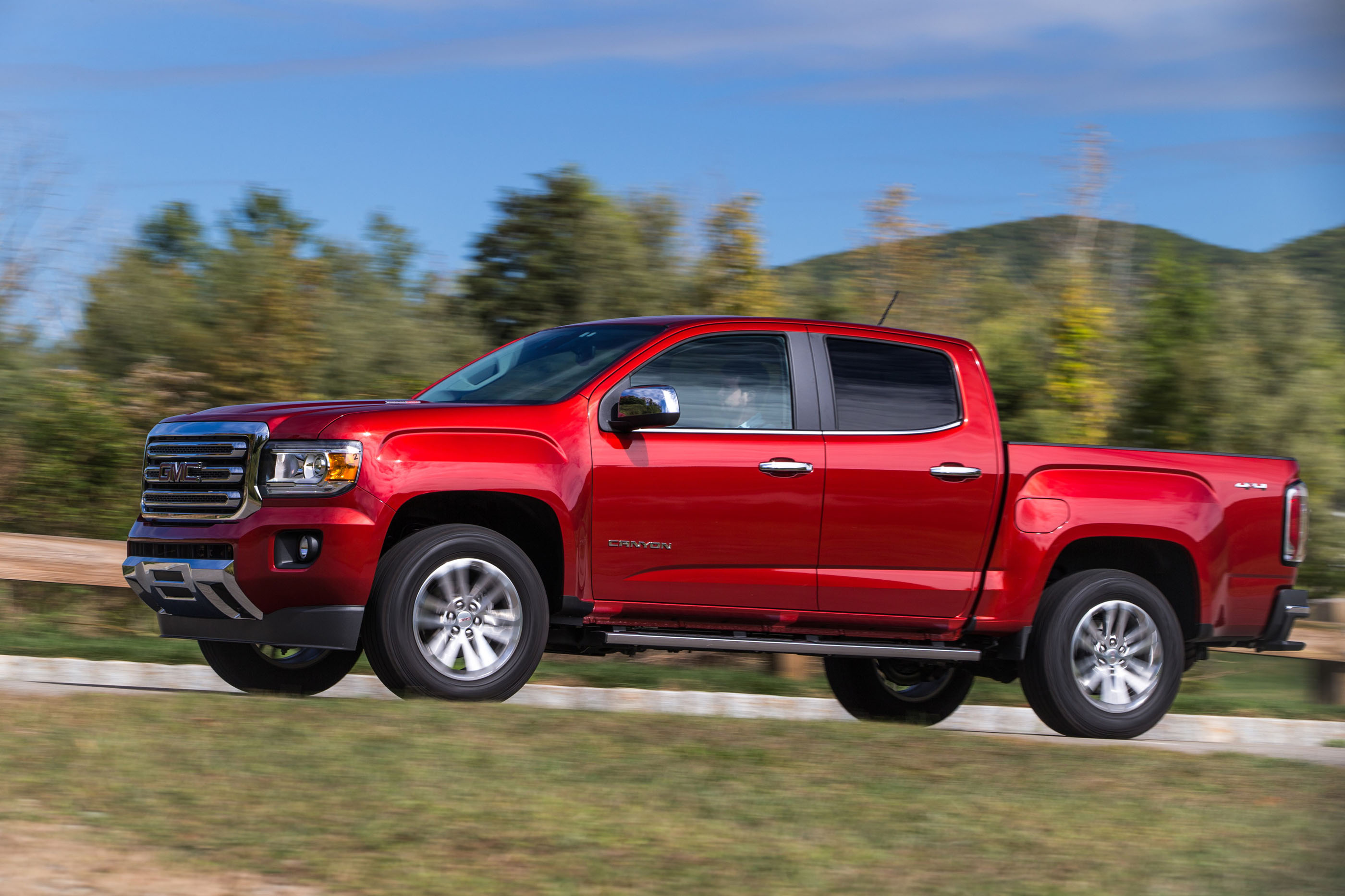 2017 gmc canyon review ratings specs prices and photos. Black Bedroom Furniture Sets. Home Design Ideas