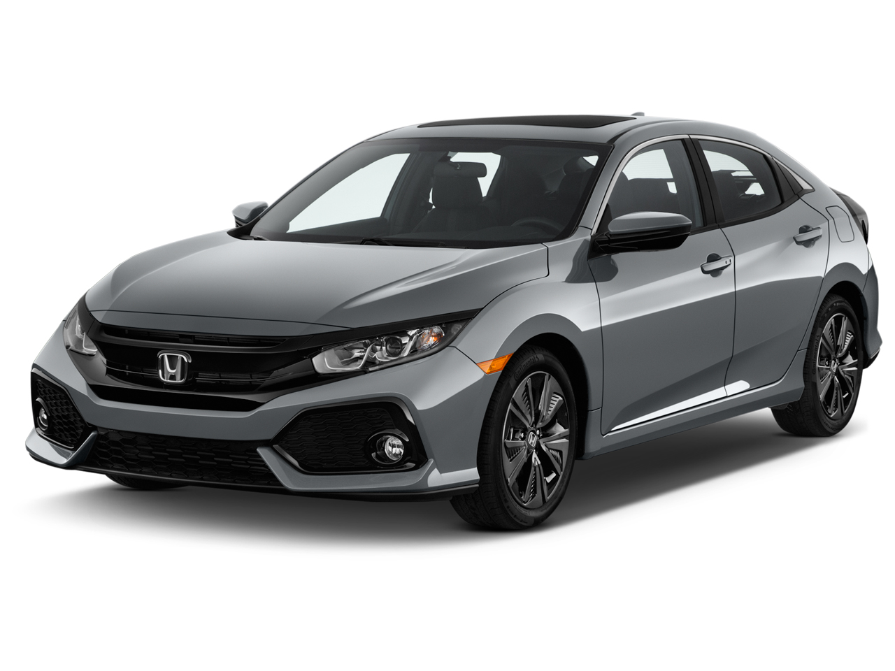 2017 honda civic hatchback review ratings specs prices and photos the car connection. Black Bedroom Furniture Sets. Home Design Ideas