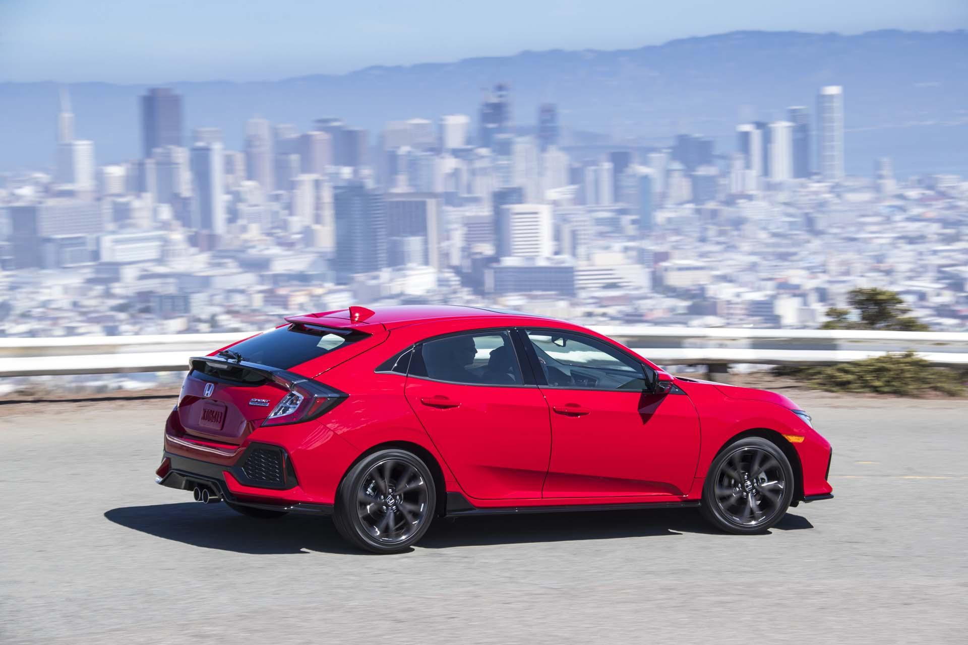 What S New For 2017 Honda