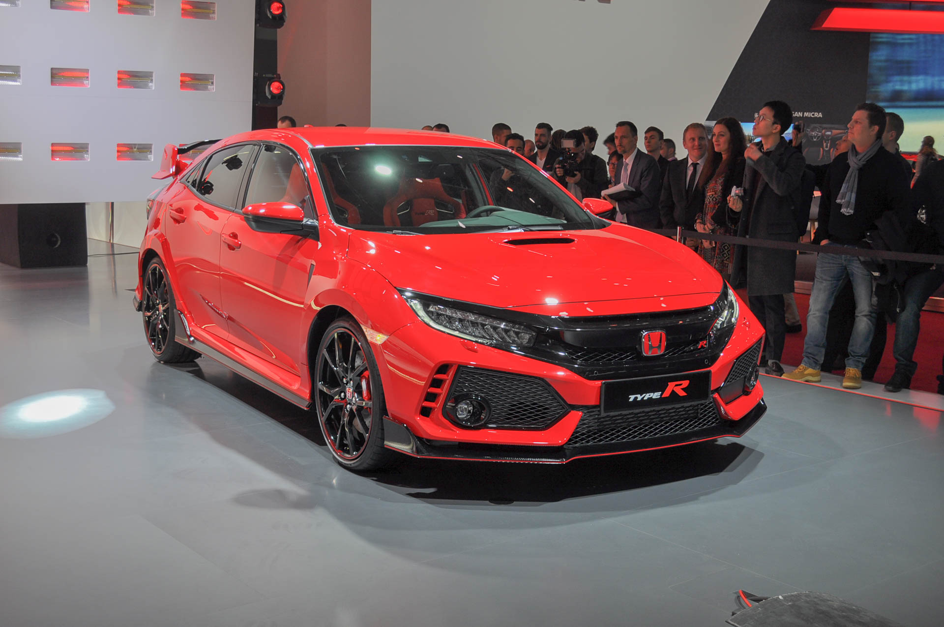 1970 Honda Civic Hatchback 2017 Type R Video Preview