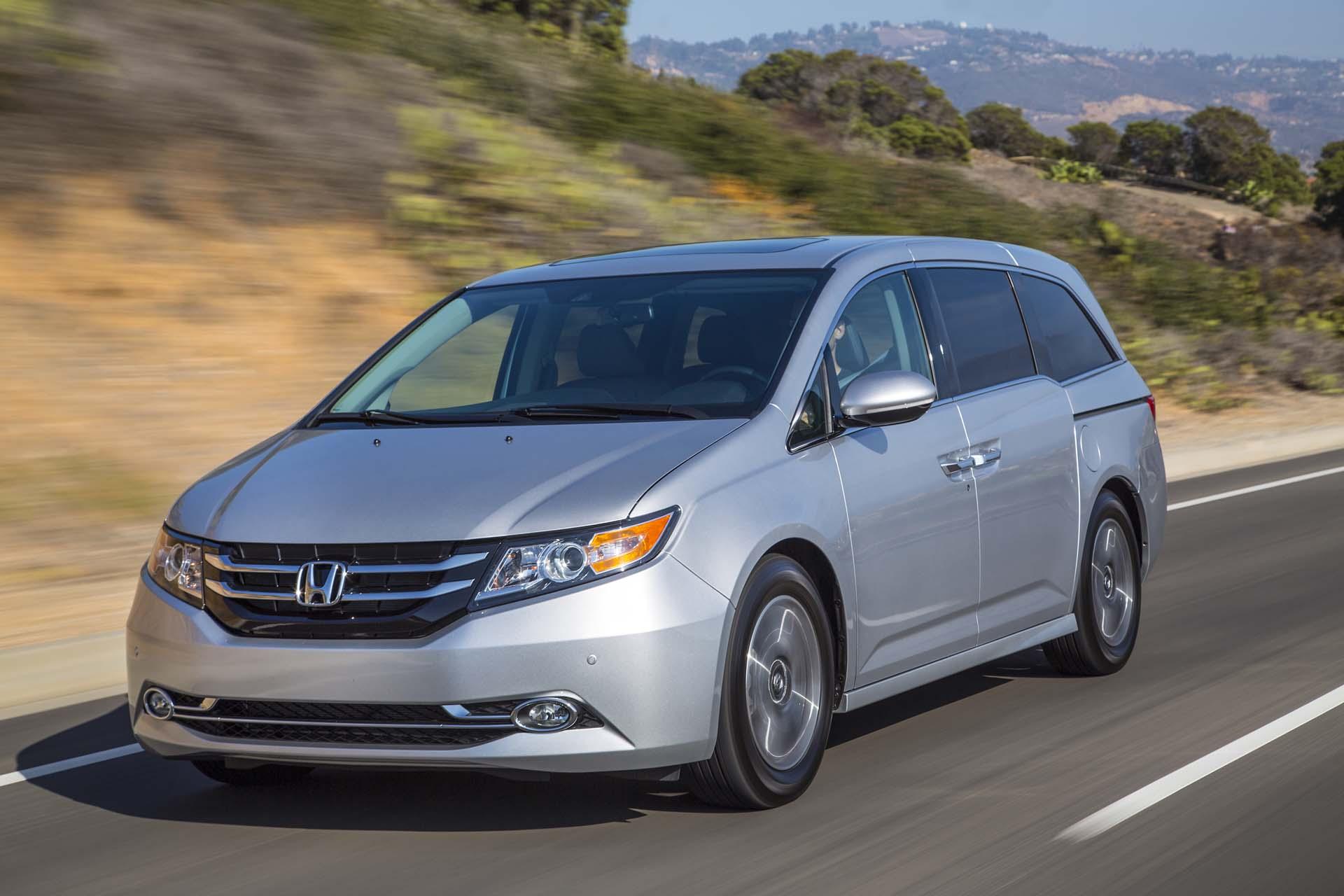 2017 Honda Odyssey Review Ratings