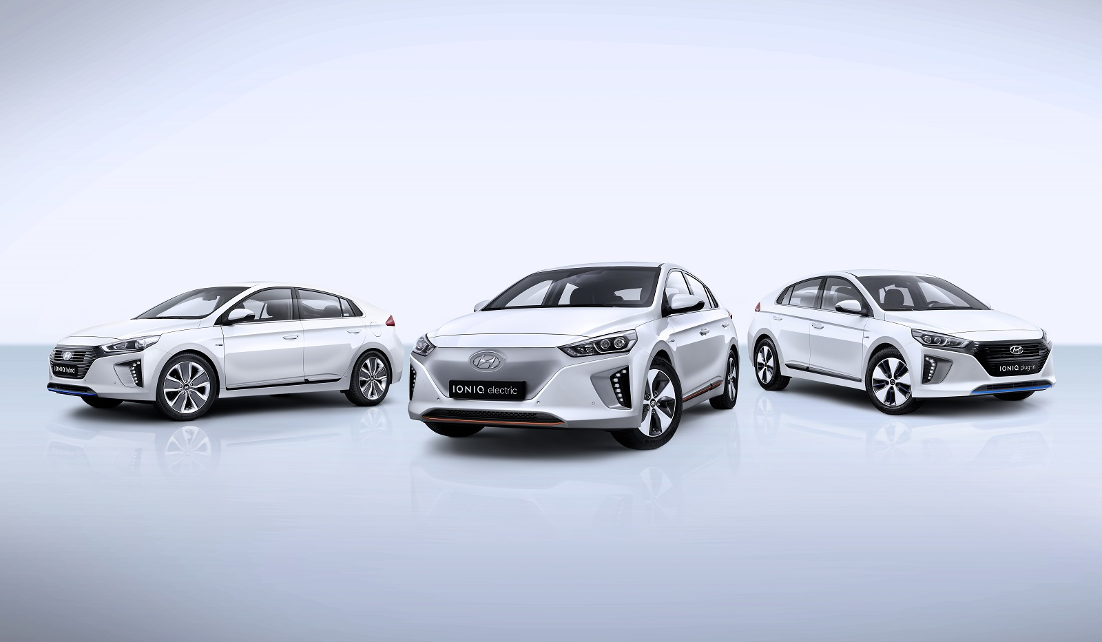 Hyundai Ioniq Electric To Join Hybrid And Plug In Geneva Video