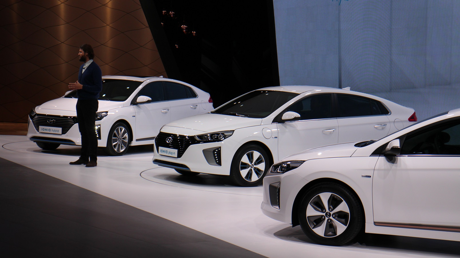 Hyundai Ioniq Most Important Car At The Geneva Motor Show - Hyundai car show