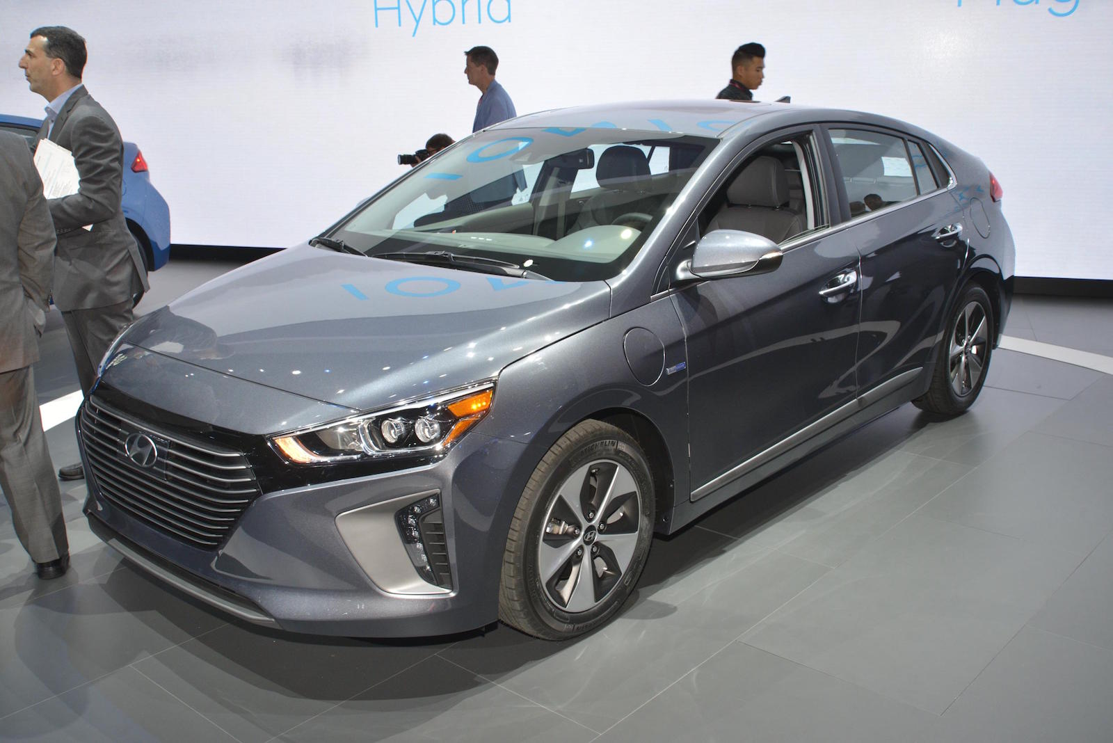 2017 hyundai ioniq us specs confirmed. Black Bedroom Furniture Sets. Home Design Ideas