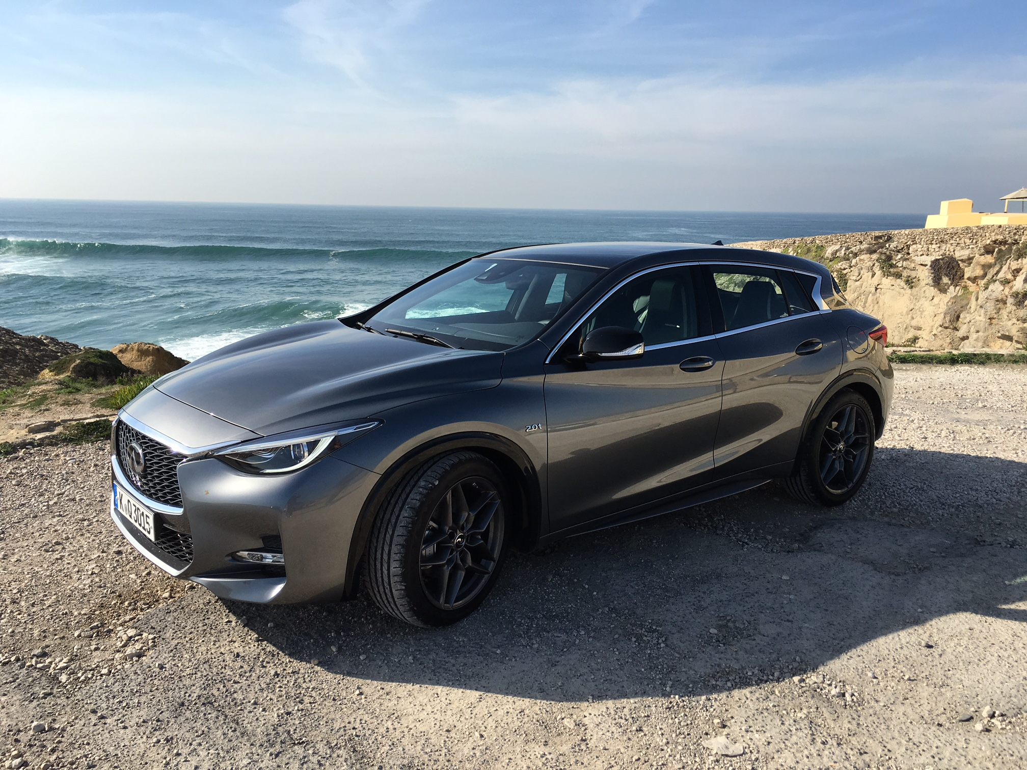 2017 infiniti q30 review ratings specs prices and photos the car connection. Black Bedroom Furniture Sets. Home Design Ideas