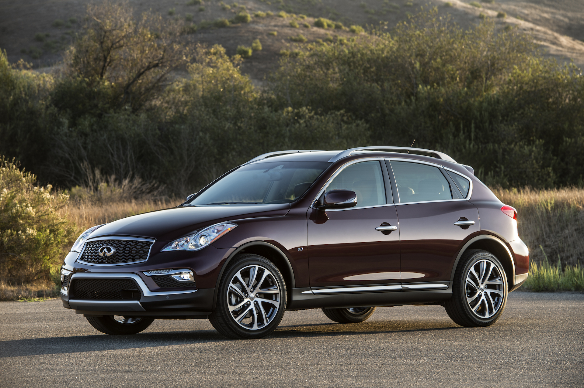 Crossover cross up 2018 Infiniti QX50 skipped QX60 Hybrid shelved
