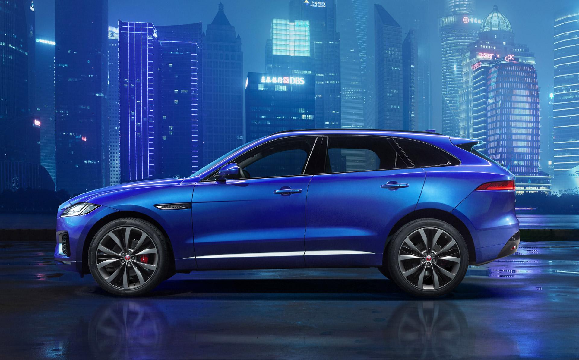 tesla model 3 2016 vw tiguan 2017 jaguar f pace what s new the car connection. Black Bedroom Furniture Sets. Home Design Ideas