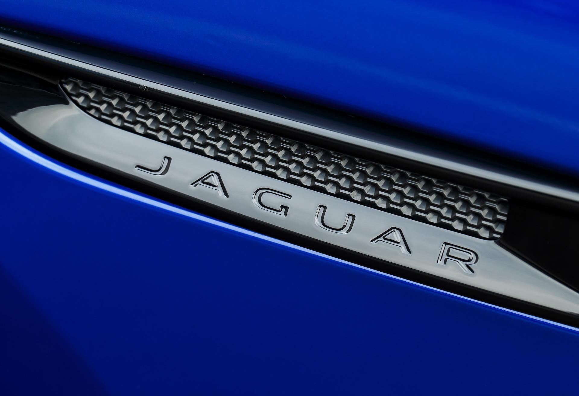 Diesel Electric Hybrid Jaguar J Pace Test Mule Spotted In U K