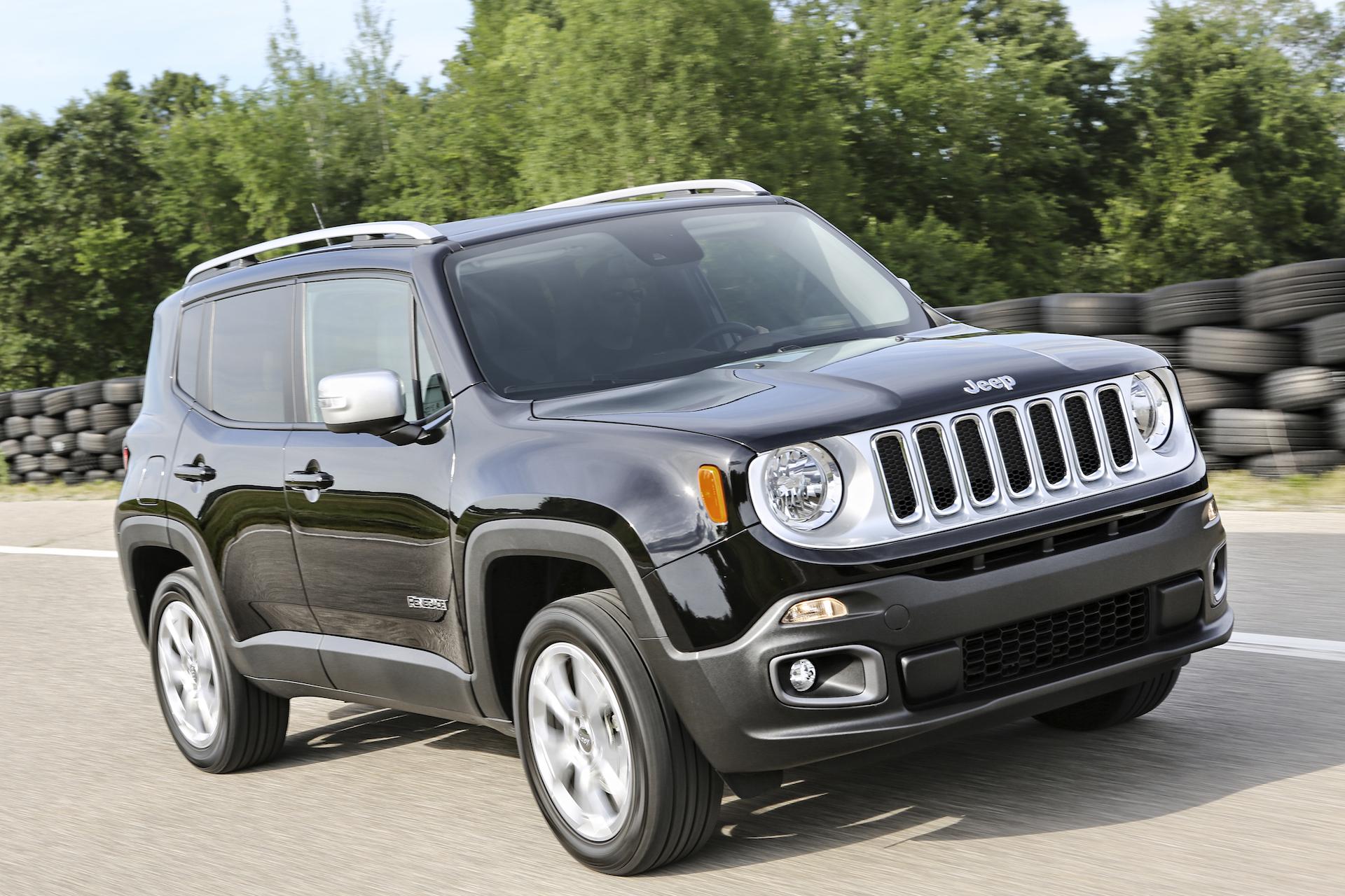 2017 Jeep Renegade Altitude Tire Size