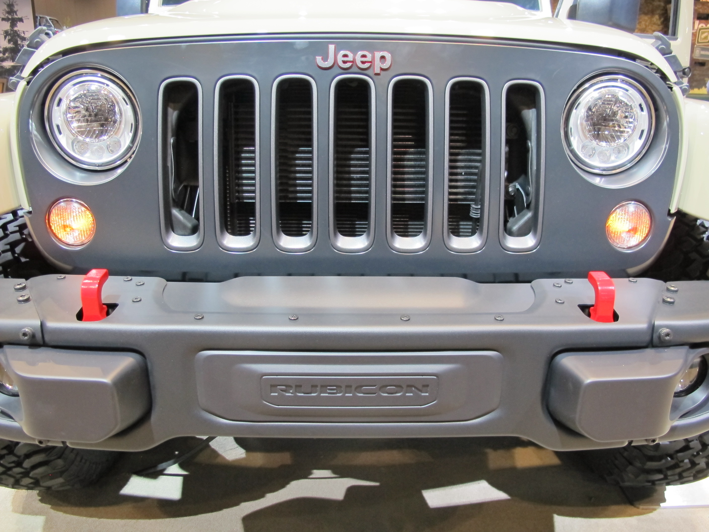 Jeep Wrangler Diesel already testing, before 2019 launch