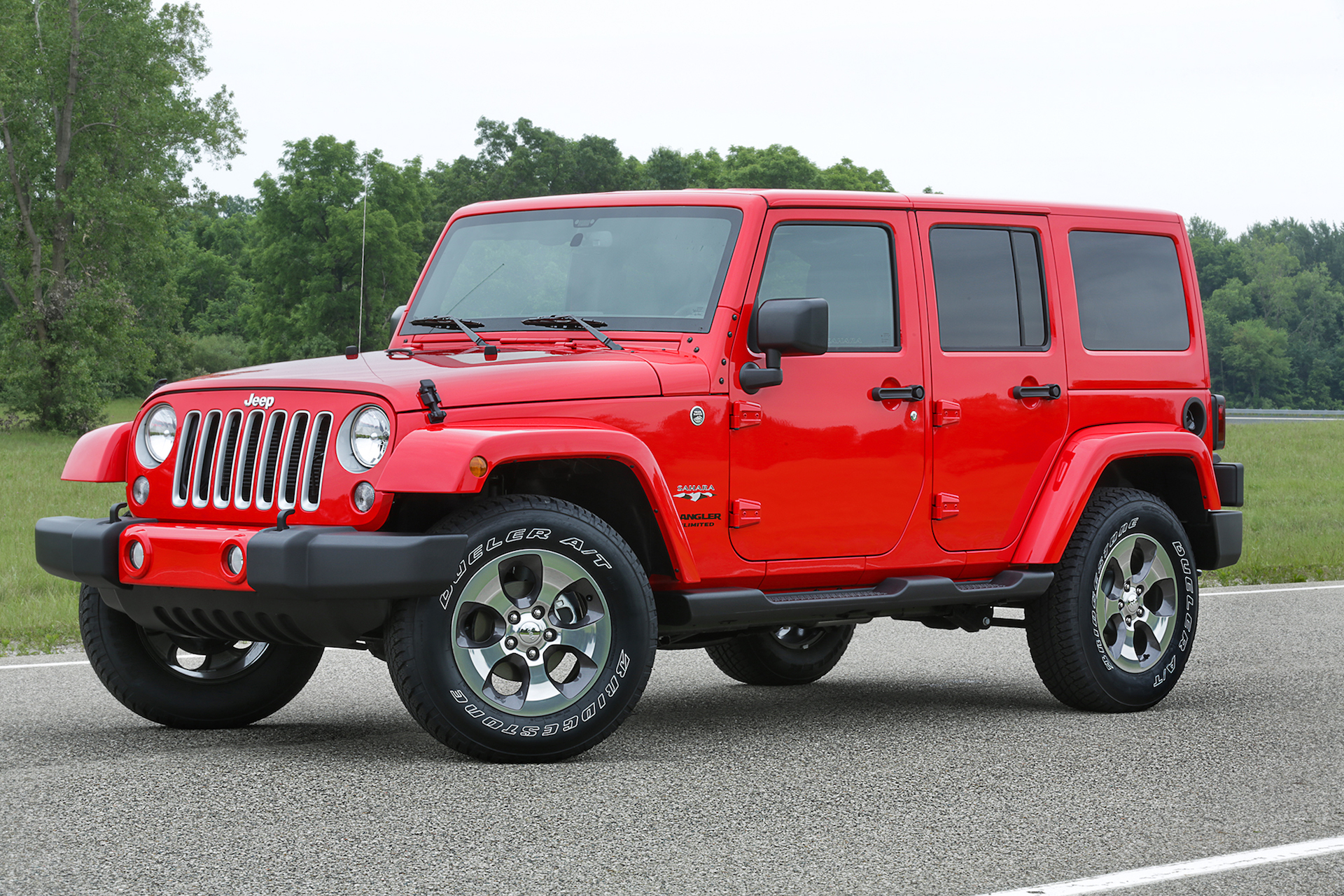 Feds bust motorcycle gang that stole 150 Jeep Wranglers