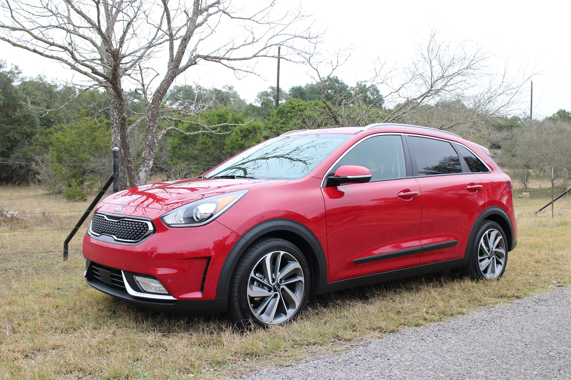 2017 Kia Niro Hybrid First Drive Report