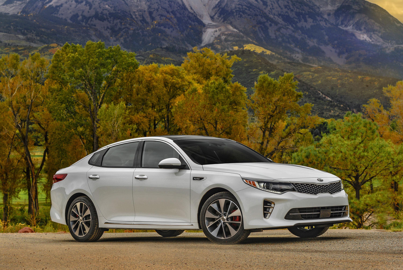 2017 Kia Optima Review Ratings Specs