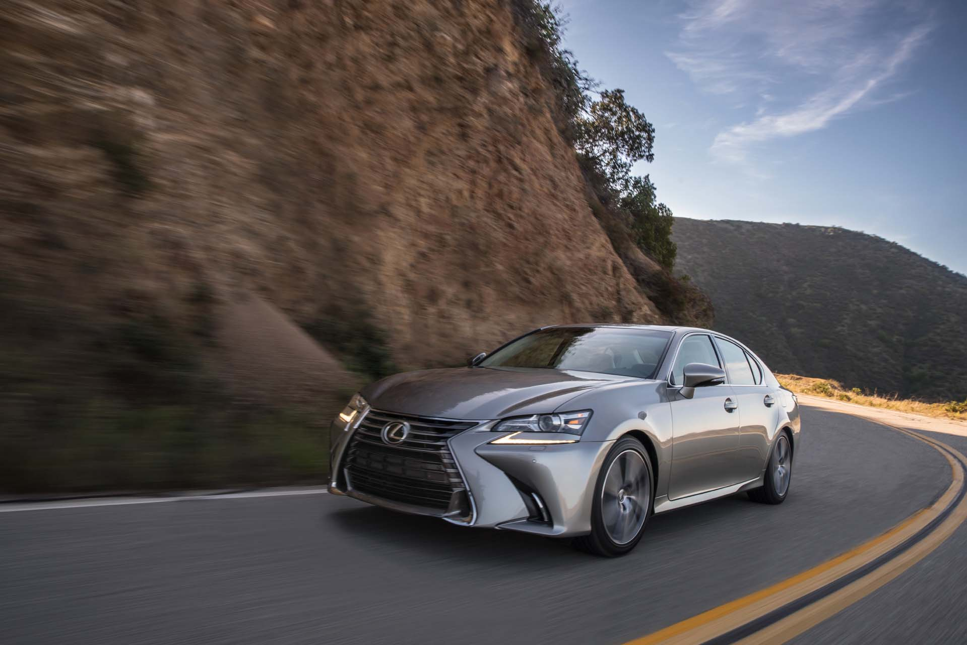 2017 lexus gs 350 review ratings specs prices and photos the car connection. Black Bedroom Furniture Sets. Home Design Ideas