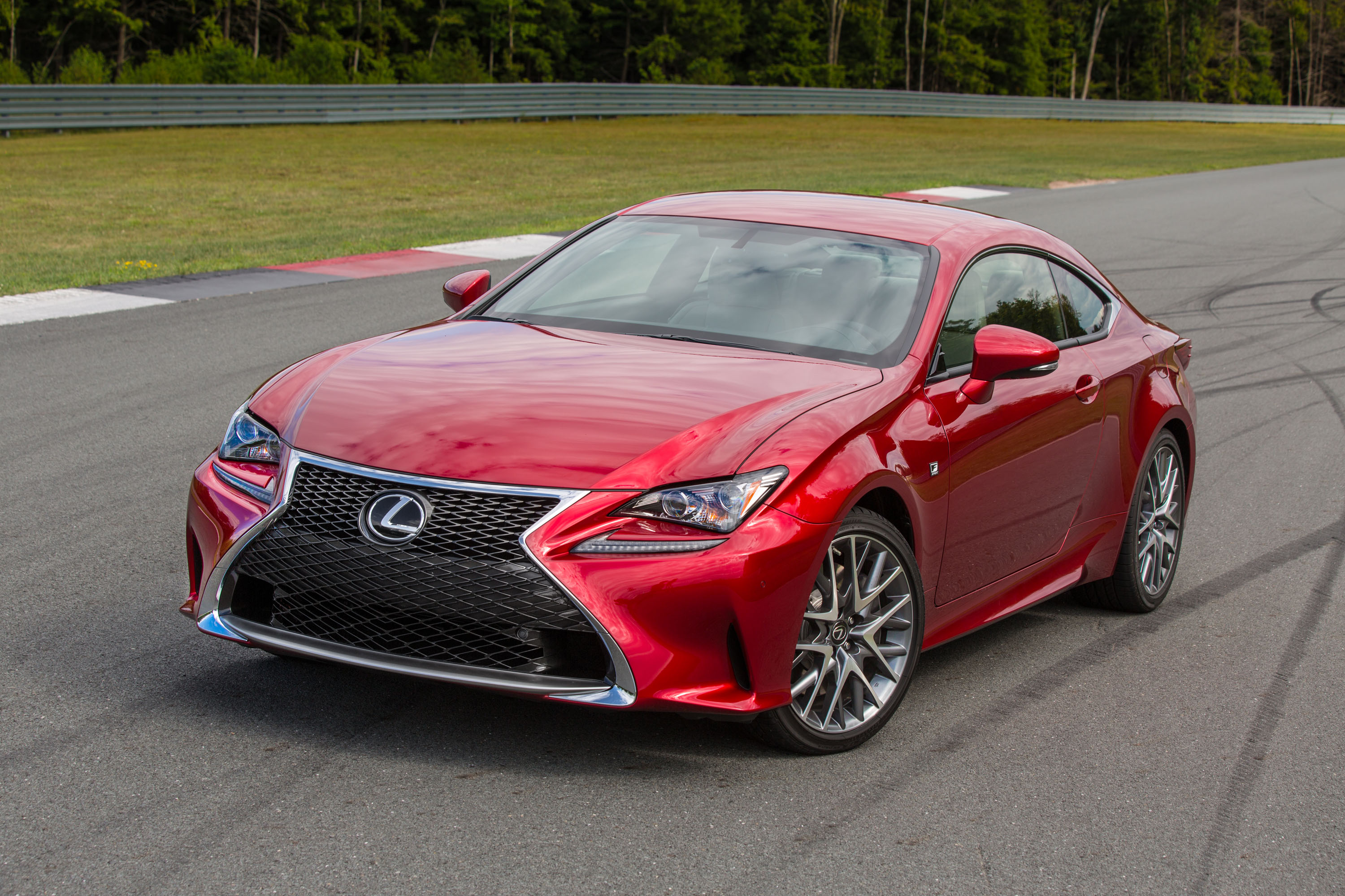 2017 lexus rc review ratings specs prices and photos the car connection. Black Bedroom Furniture Sets. Home Design Ideas