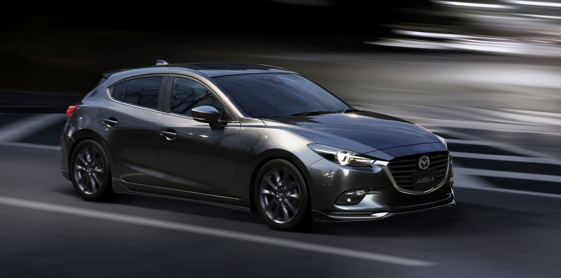 2017 mazda3 grand touring hatchback
