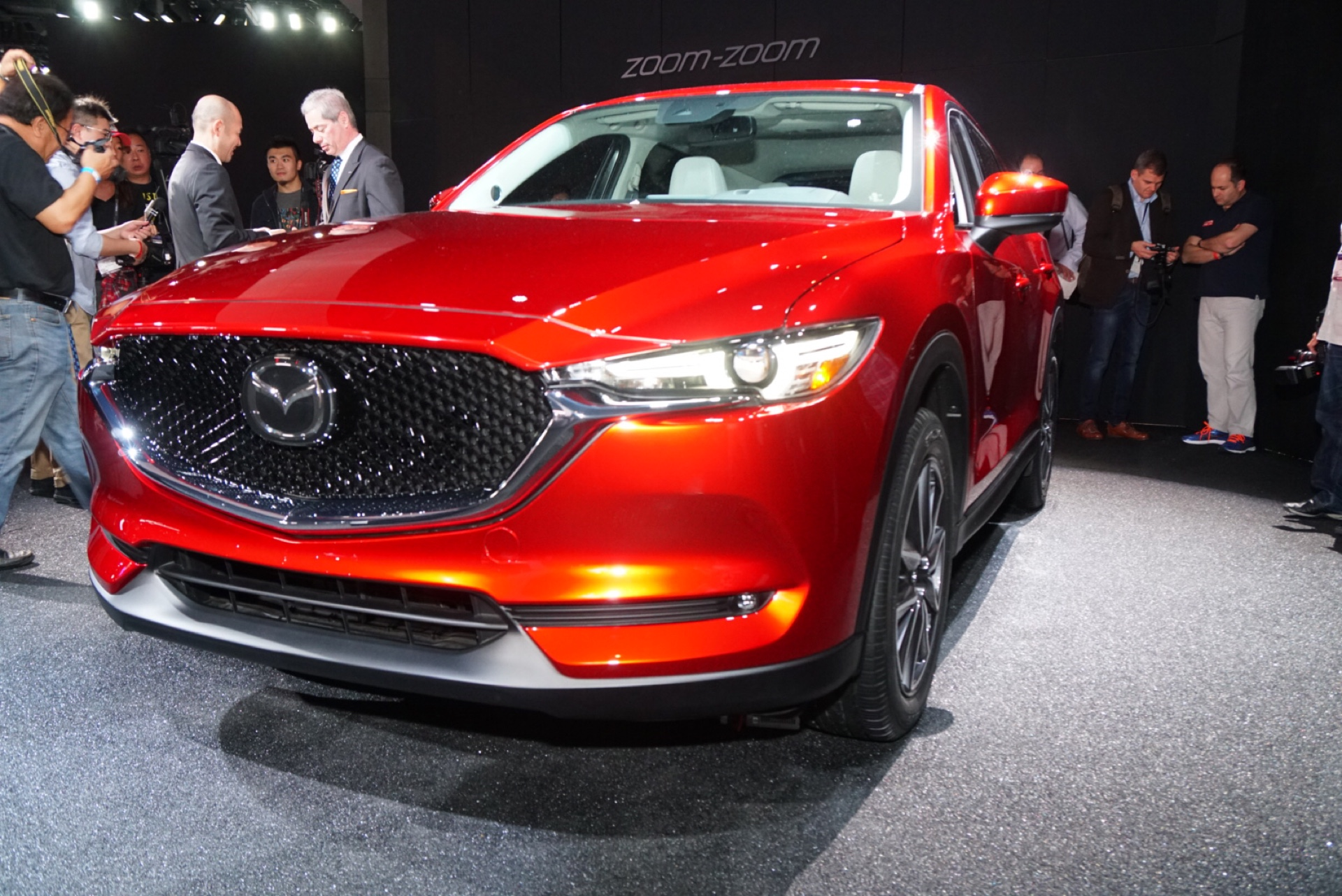 mazda diesel to arrive fall 2017, it says, in new cx-5 crossover