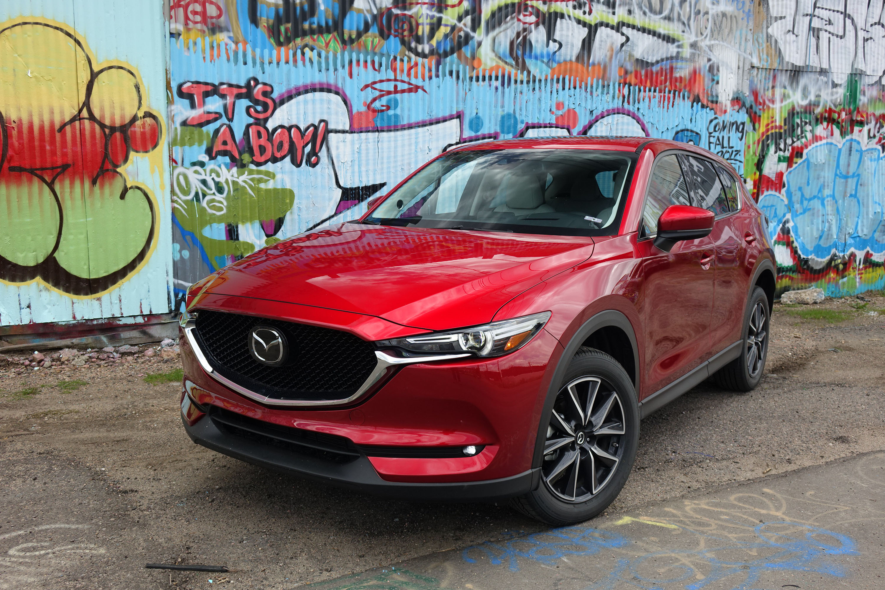 Mazda exec: engines can get cleaner, EVs will die without subsidies
