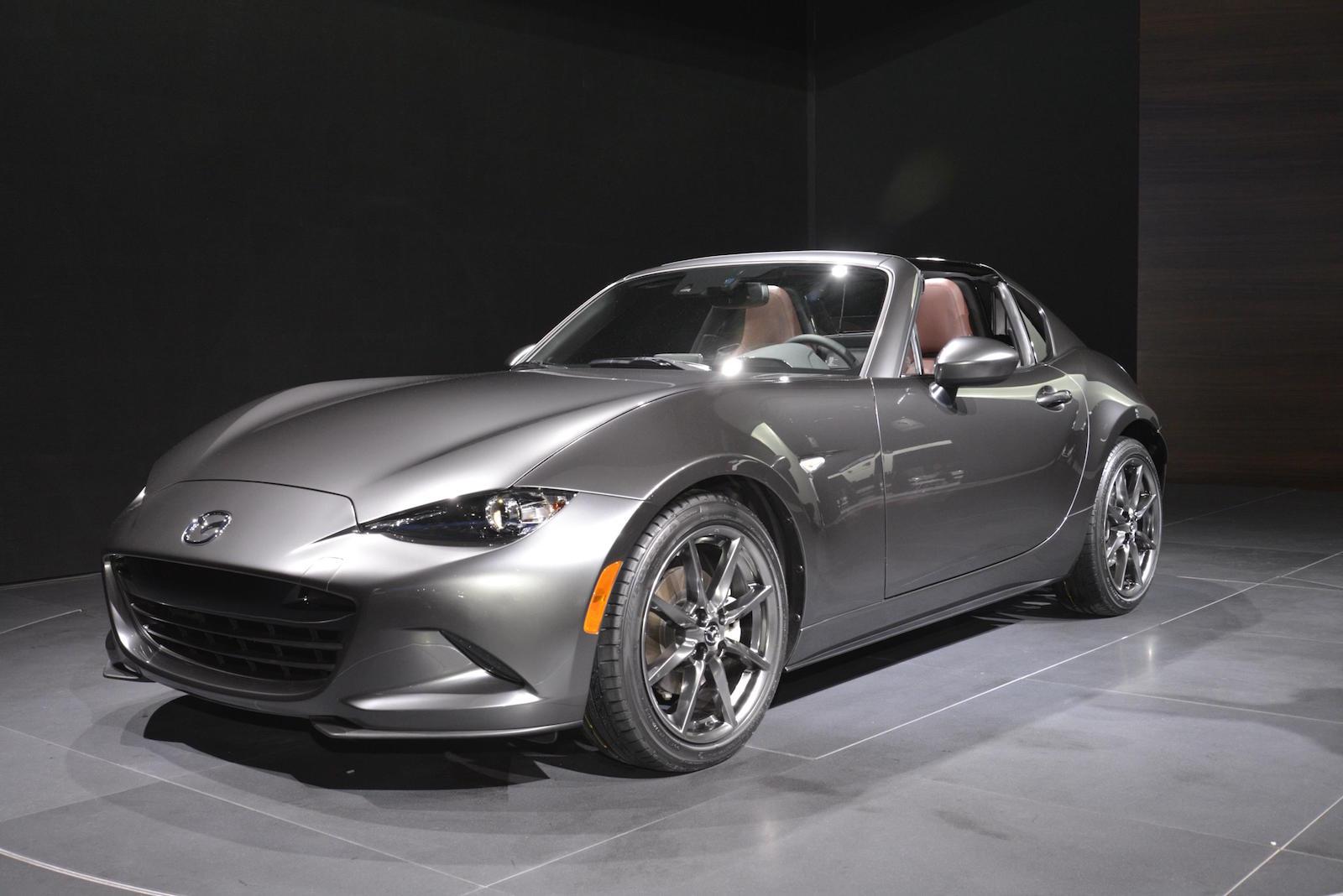 Mazda Prepping Mx 5 Rf Launch Edition