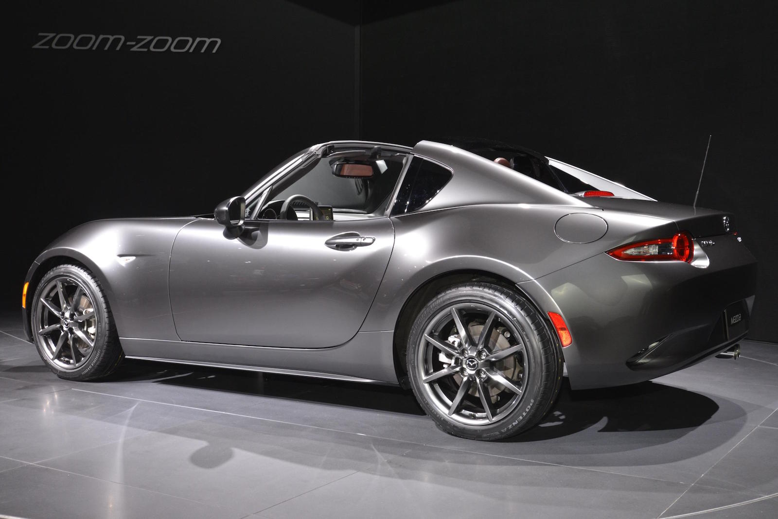 2017 Mazda MX 5 Miata RF Video Preview