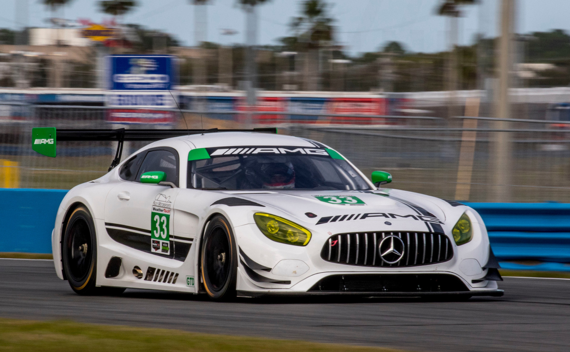 Mercedes-AMG GT3 to enter 2017 WeatherTech SportsCar ...