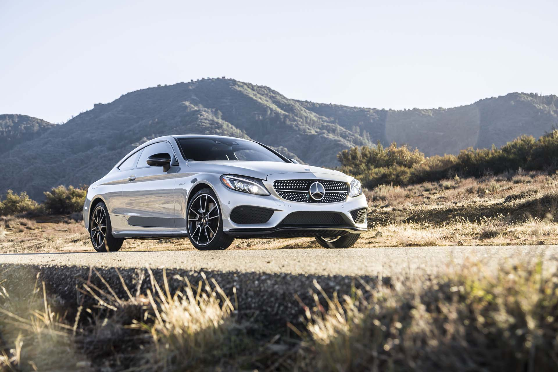 2017 Mercedes-AMG C43 Coupe first drive review: seeing ...