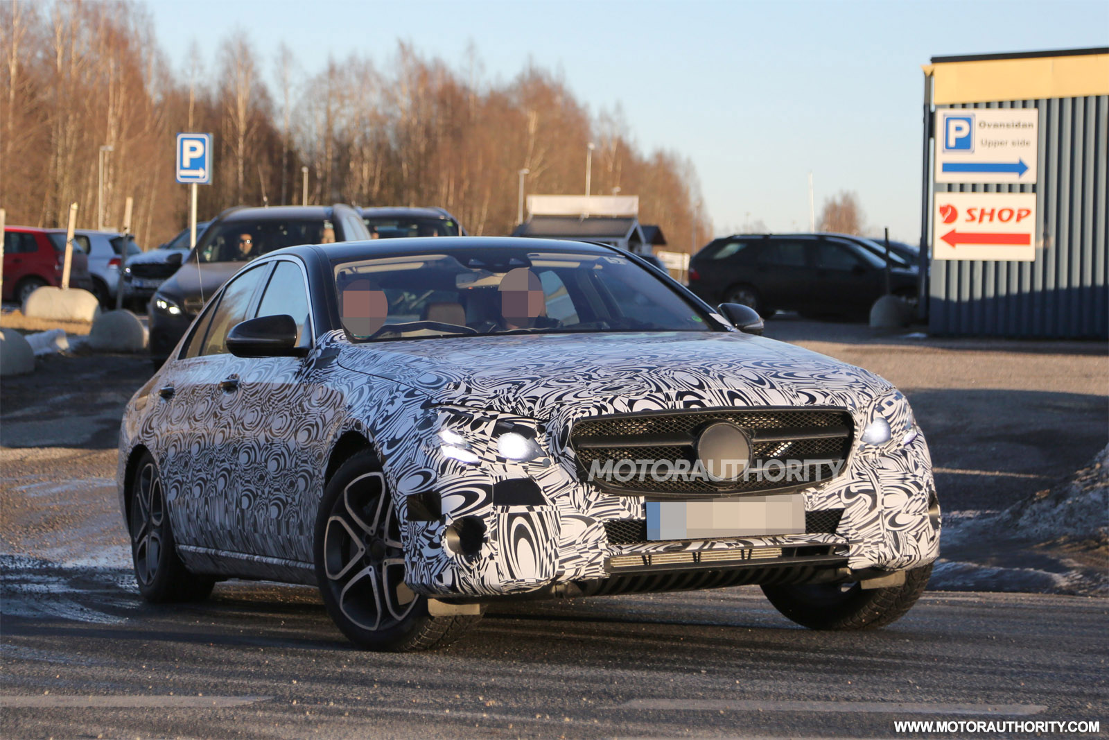 New E-Class To Feature Much More Capable Autonomous System Than S-Class