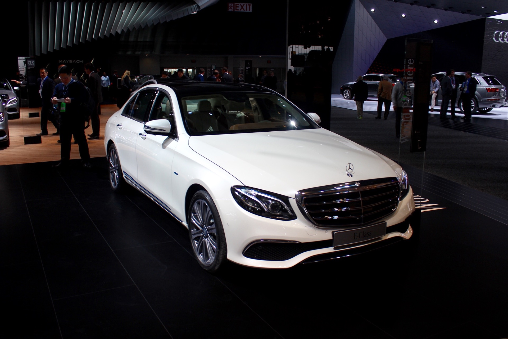 2017 Mercedes-Benz E-Class Preview