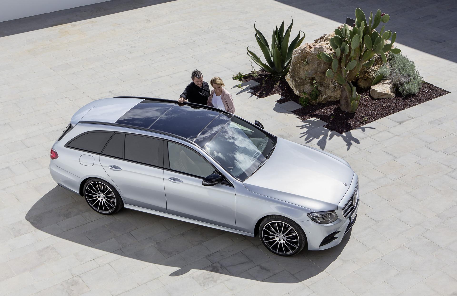 New Mercedes-Benz E-Class spawns wagon
