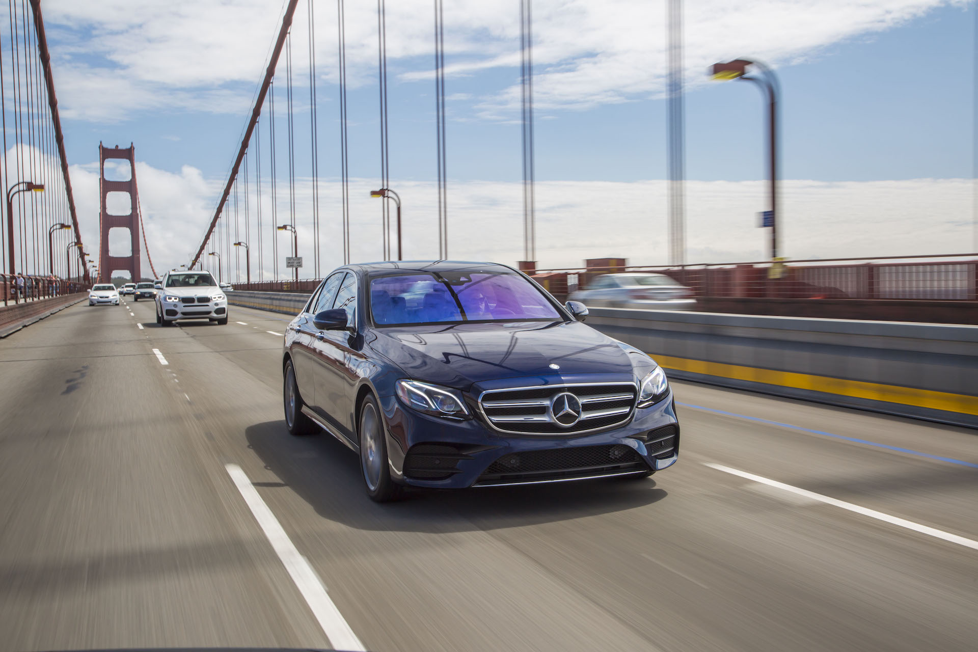 2017 Mercedes-Benz E-Series recalled to fix airbag glitch