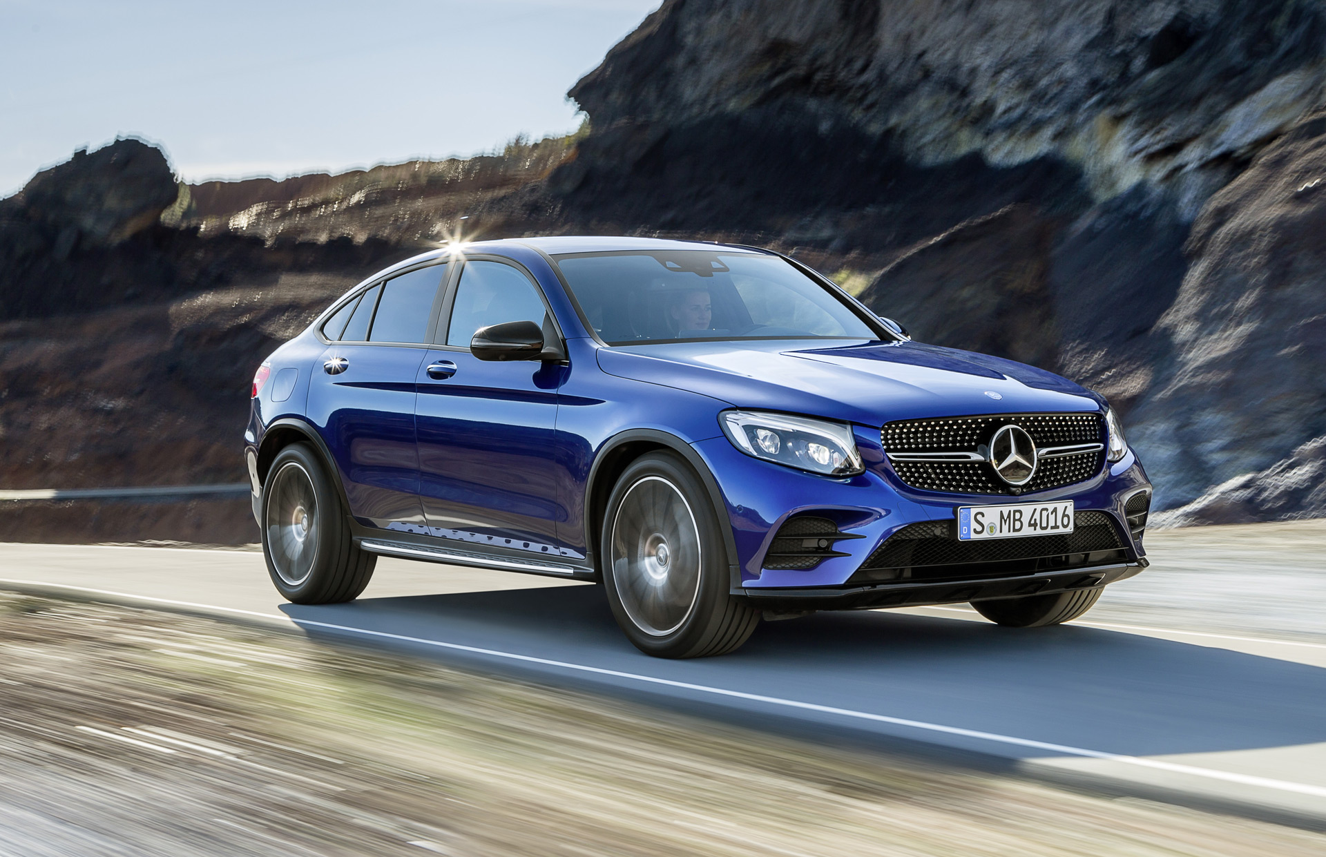 The Mercedes Benz Glc Coupe Is Not A And Neither Are These Other Things Either