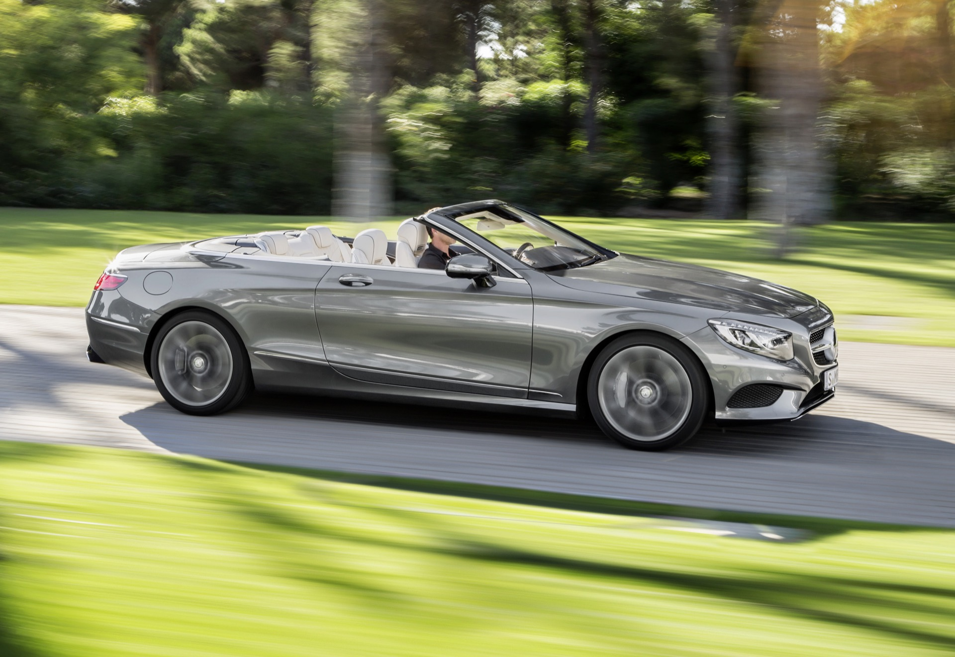 2017 Mercedes Benz S Cl Cabriolet Preview
