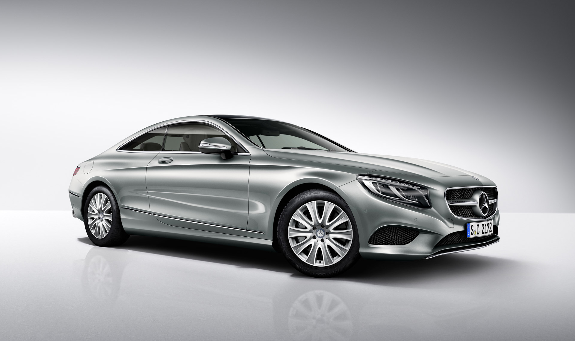 Mercedes benz adds s400 4matic model to s class coupe range for Mercedes benz coupes list