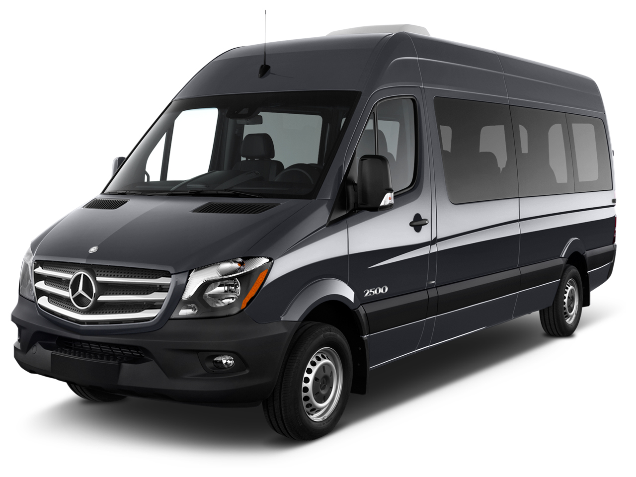 Mercedes Benz sprinter Passenger Van 2017 on lexus cargo net