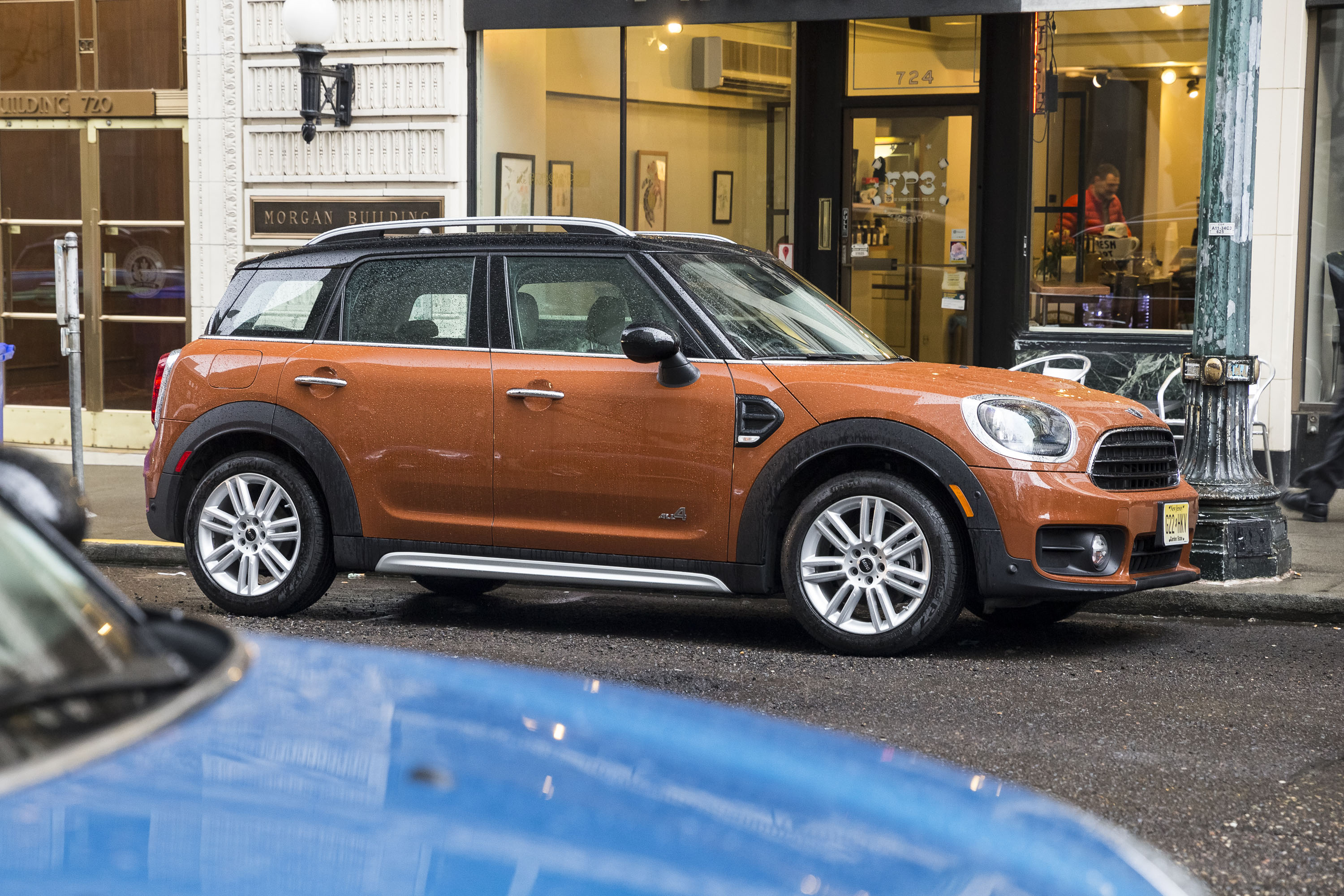 2017 Mini Cooper Countryman Review Ratings Specs Prices And Photos The Car Connection