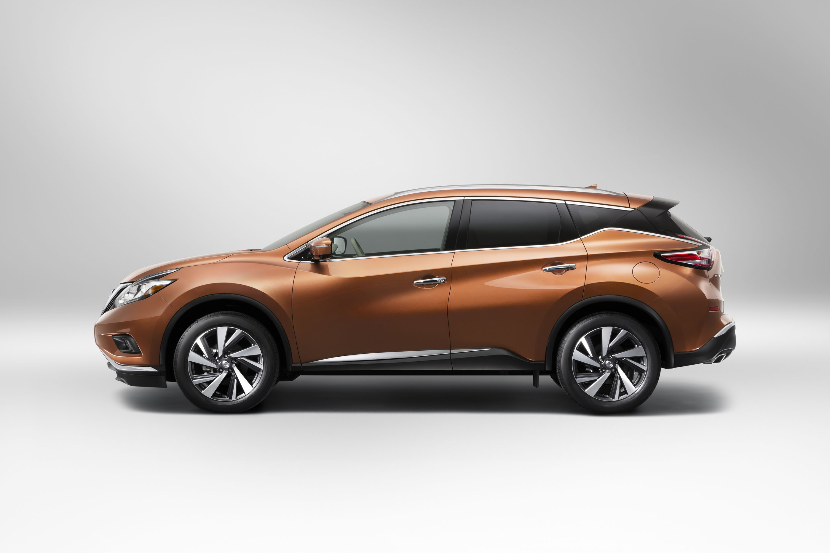 2017 nissan murano gets a mid year update adds apple carplay. Black Bedroom Furniture Sets. Home Design Ideas