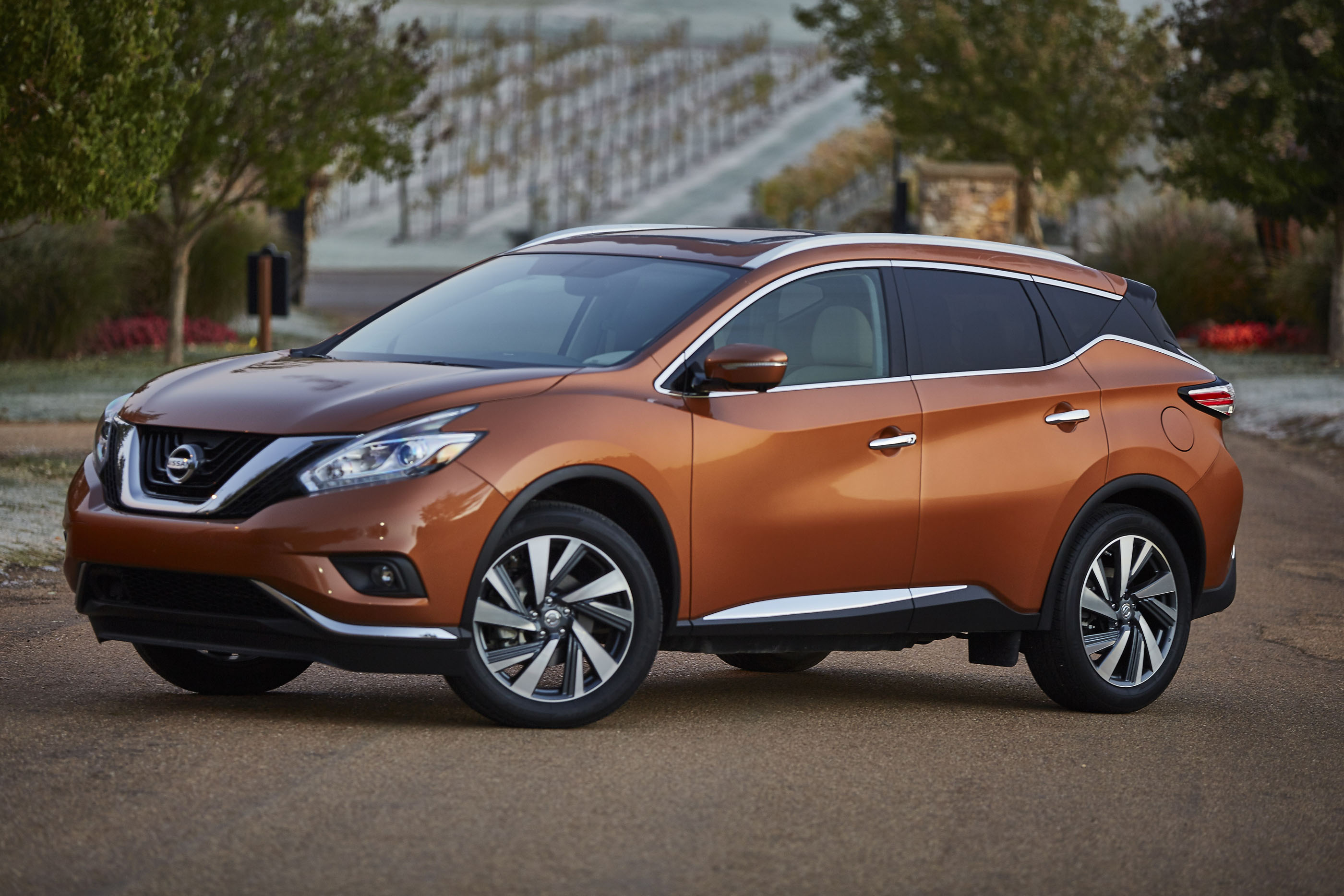 2017 nissan murano review ratings specs prices and photos the car connection. Black Bedroom Furniture Sets. Home Design Ideas