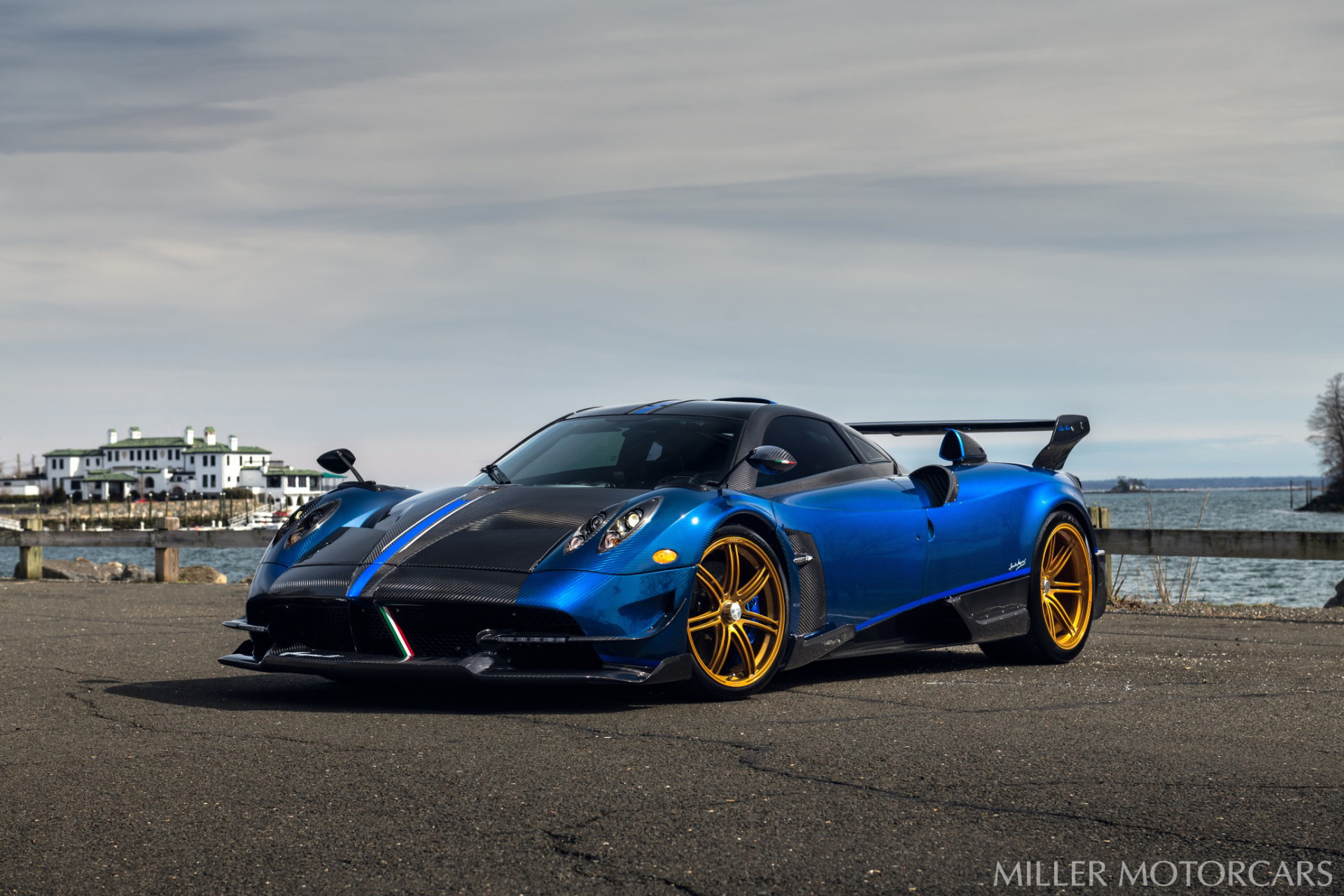 Pagani Huayra For Sale >> Kris Singh S Pagani Huayra Bc Honors Da Vinci And Fangio And Now