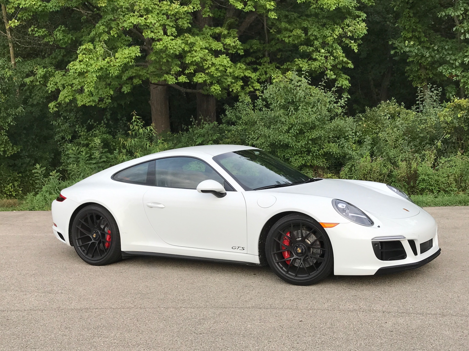 2017 Porsche 911 Carrera 4 Gts Living With A Street And