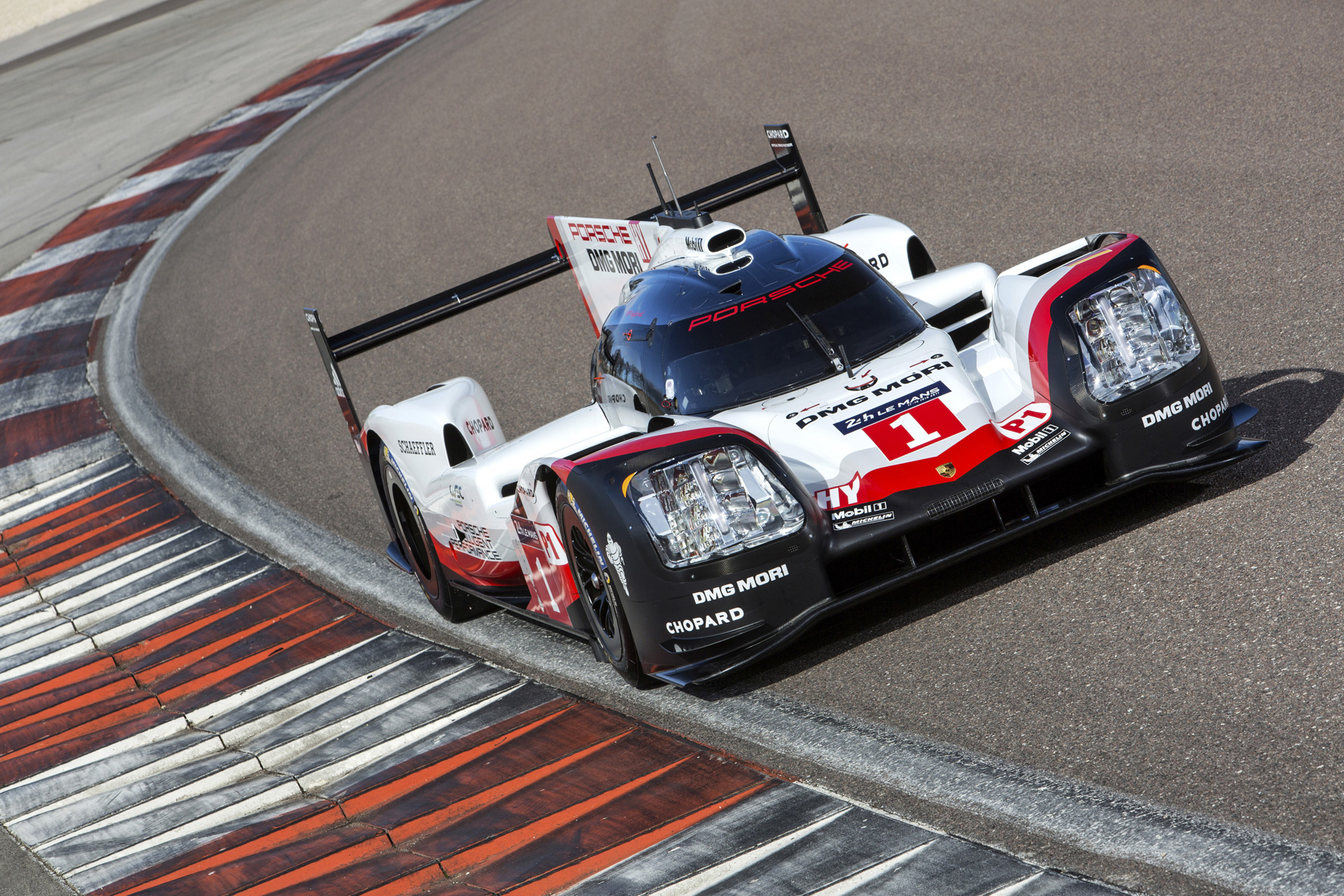 2017 porsche 919 hybrid lmp1 out to defend wec le mans titles. Black Bedroom Furniture Sets. Home Design Ideas